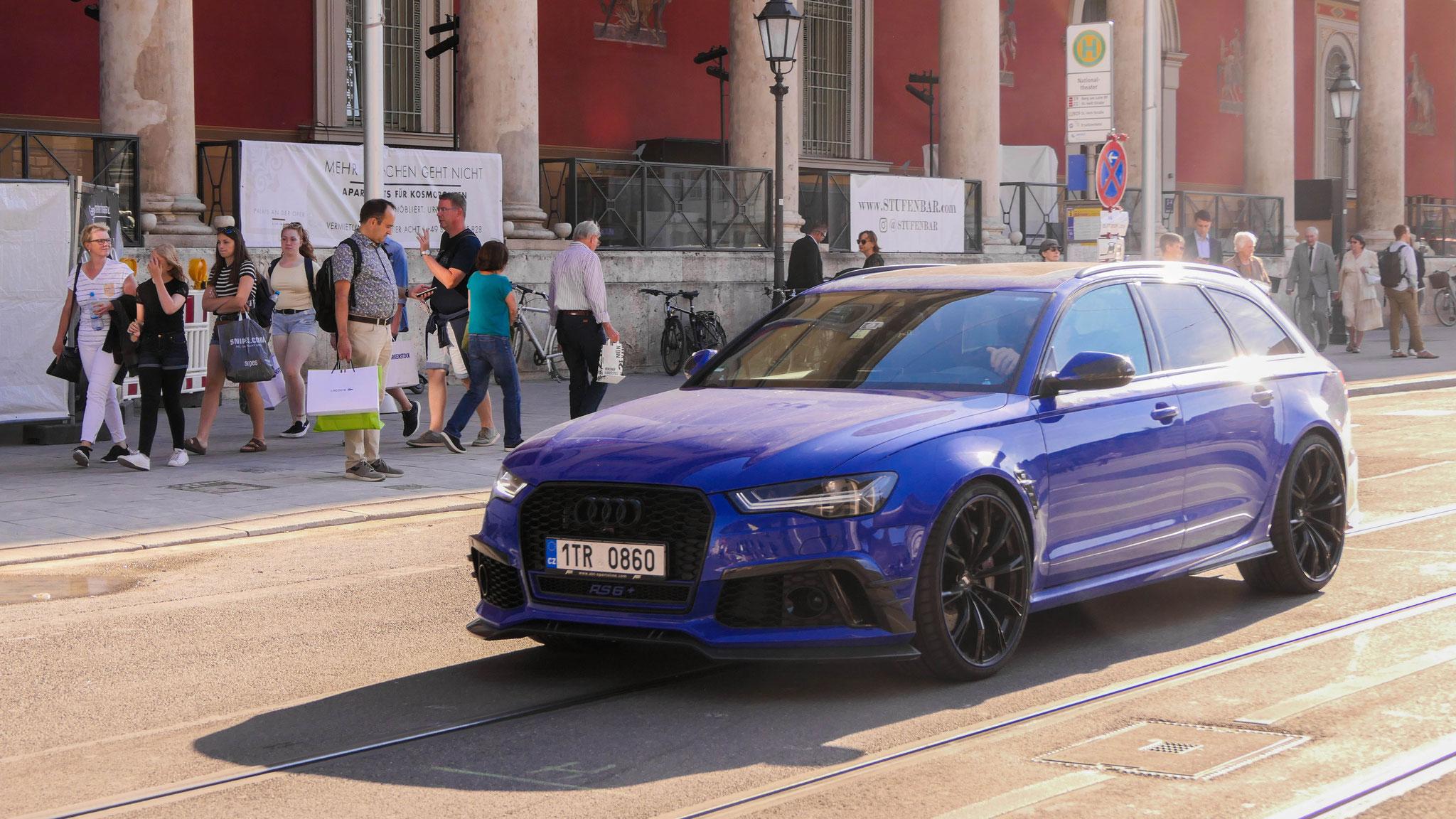 Audi RS6+ - 1TR-0860 (CZ)