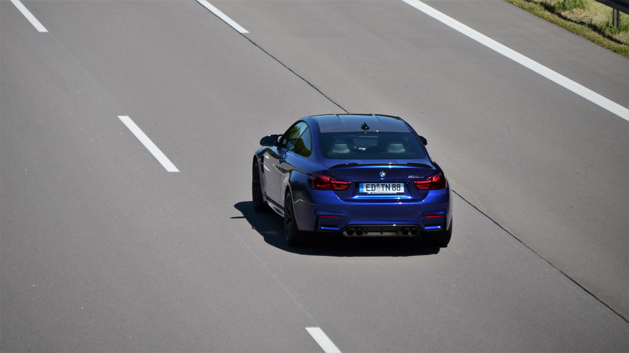 BMW M4 CS - ED-TN-88