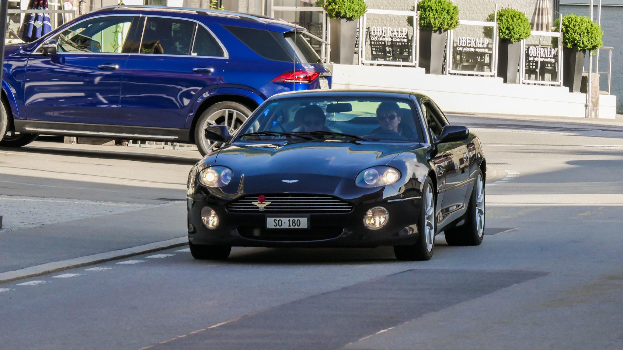 Aston Martin DB7 - SO-180 (CH)
