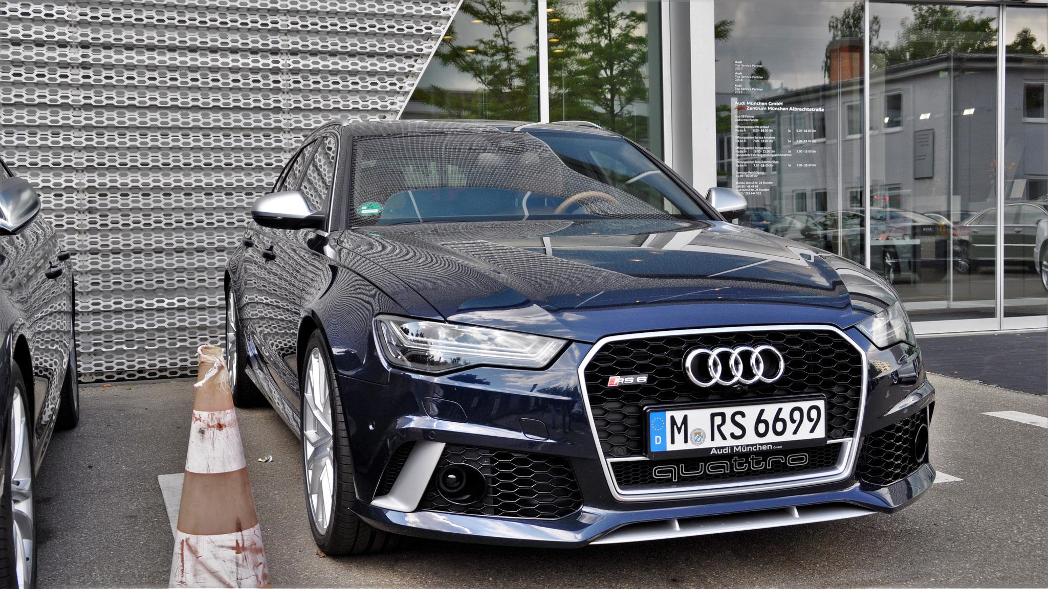 Audi RS6 - M-RS-6699