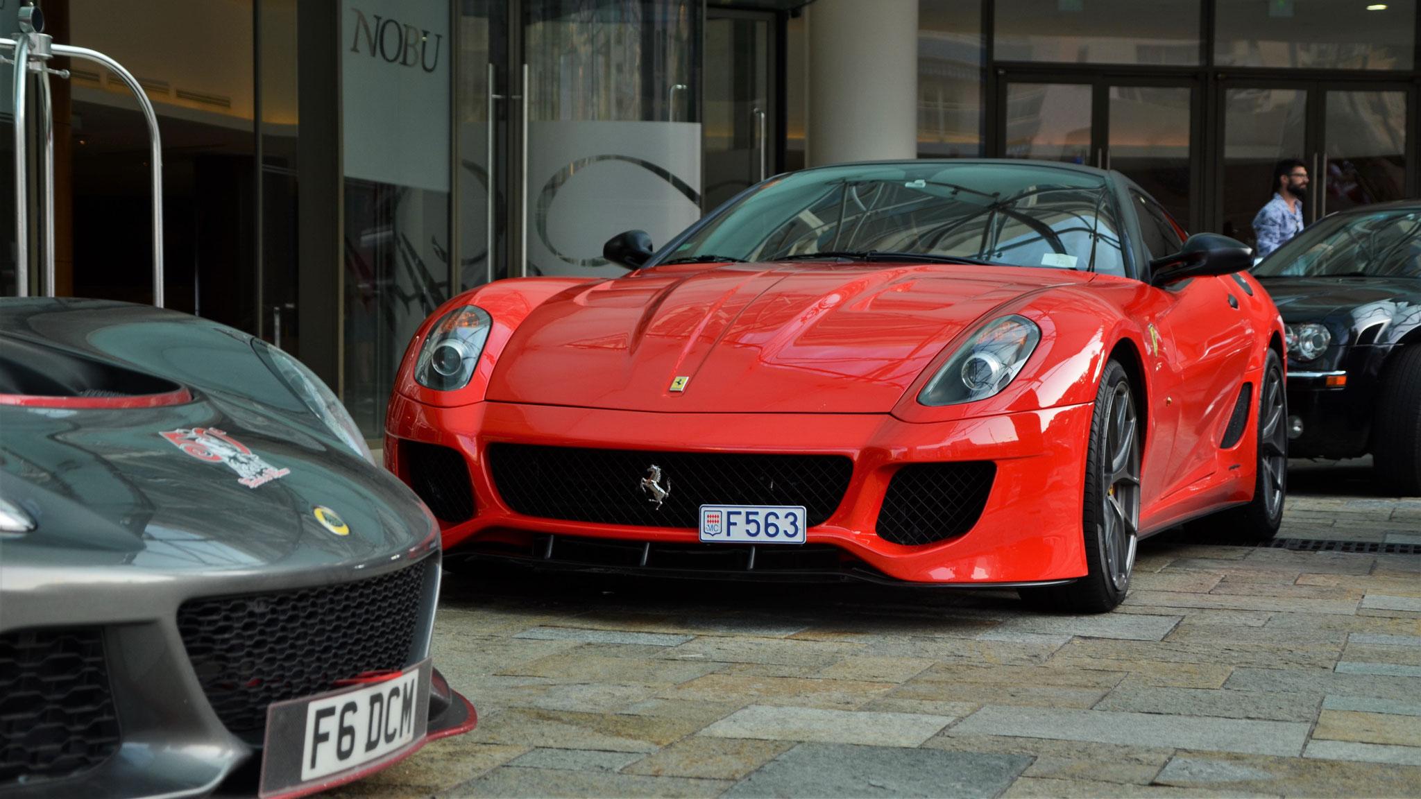 Ferrari 599 GTO (Fake) - F563 (MC)