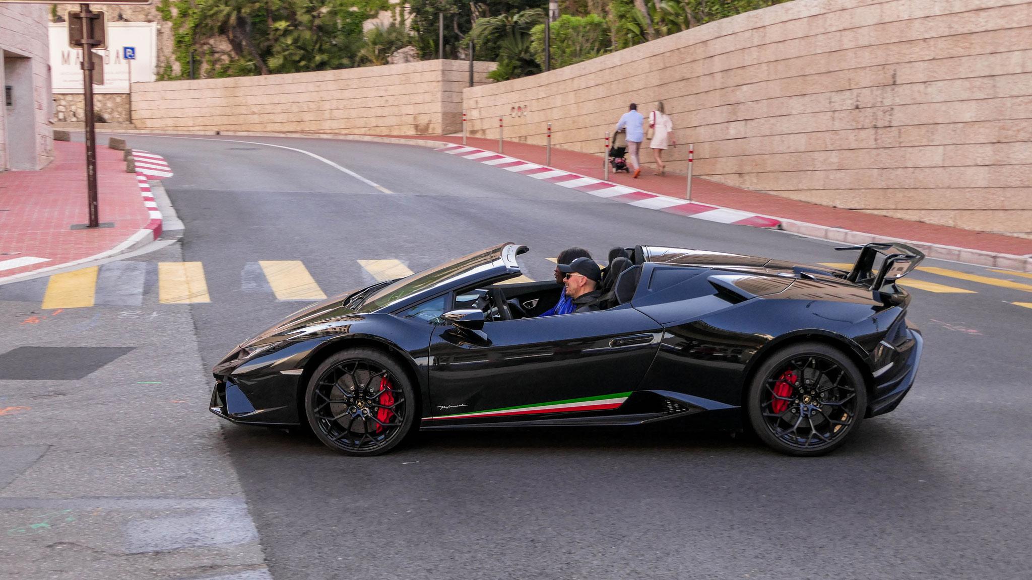 Lamborghini Huracan Performante Spyder - FF-072-JL-06 (FRA)