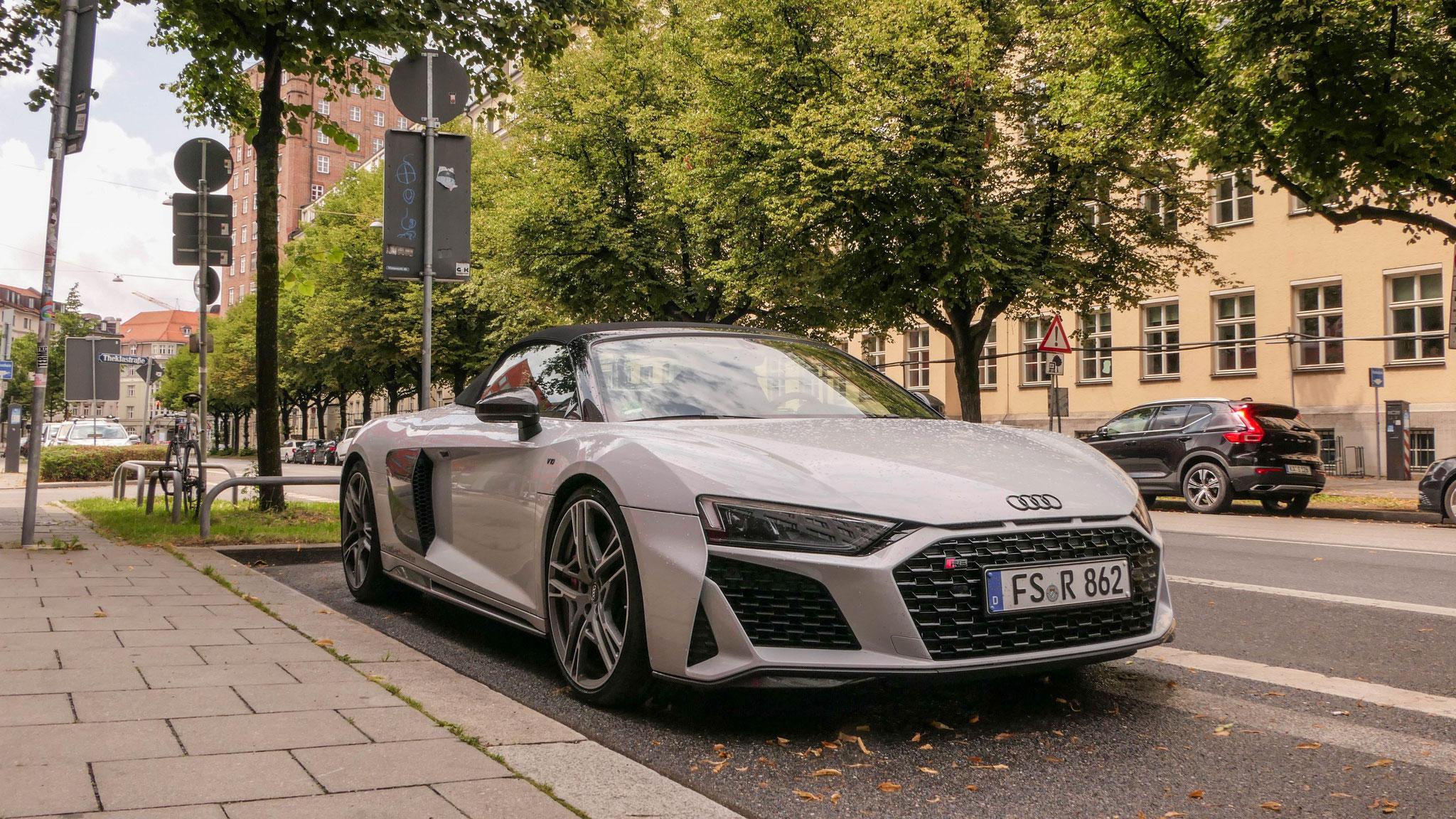 Audi R8 V10 Spyder - FS-R-862