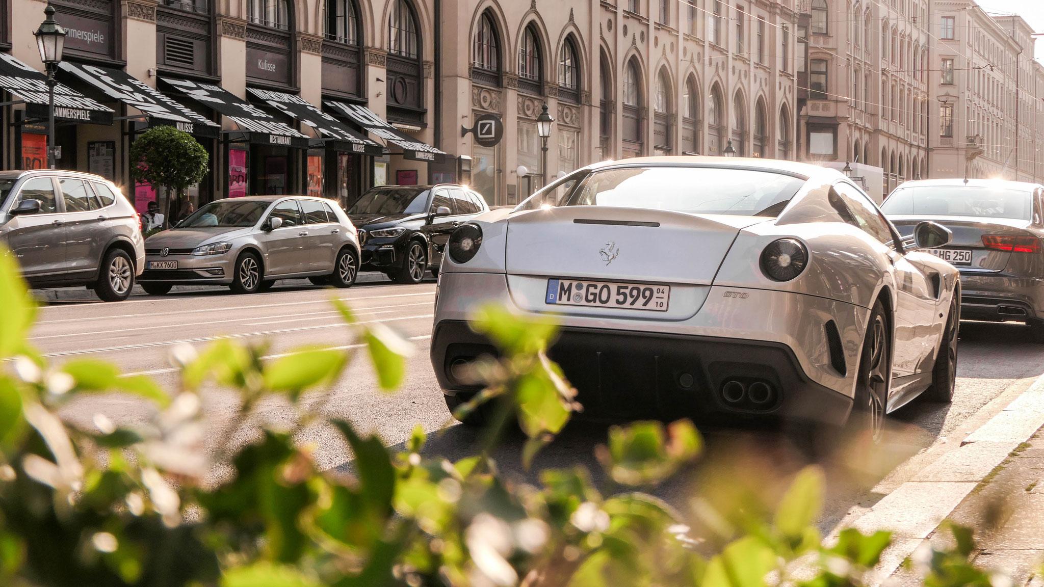 Ferrari 599 GTO - M-GO-599