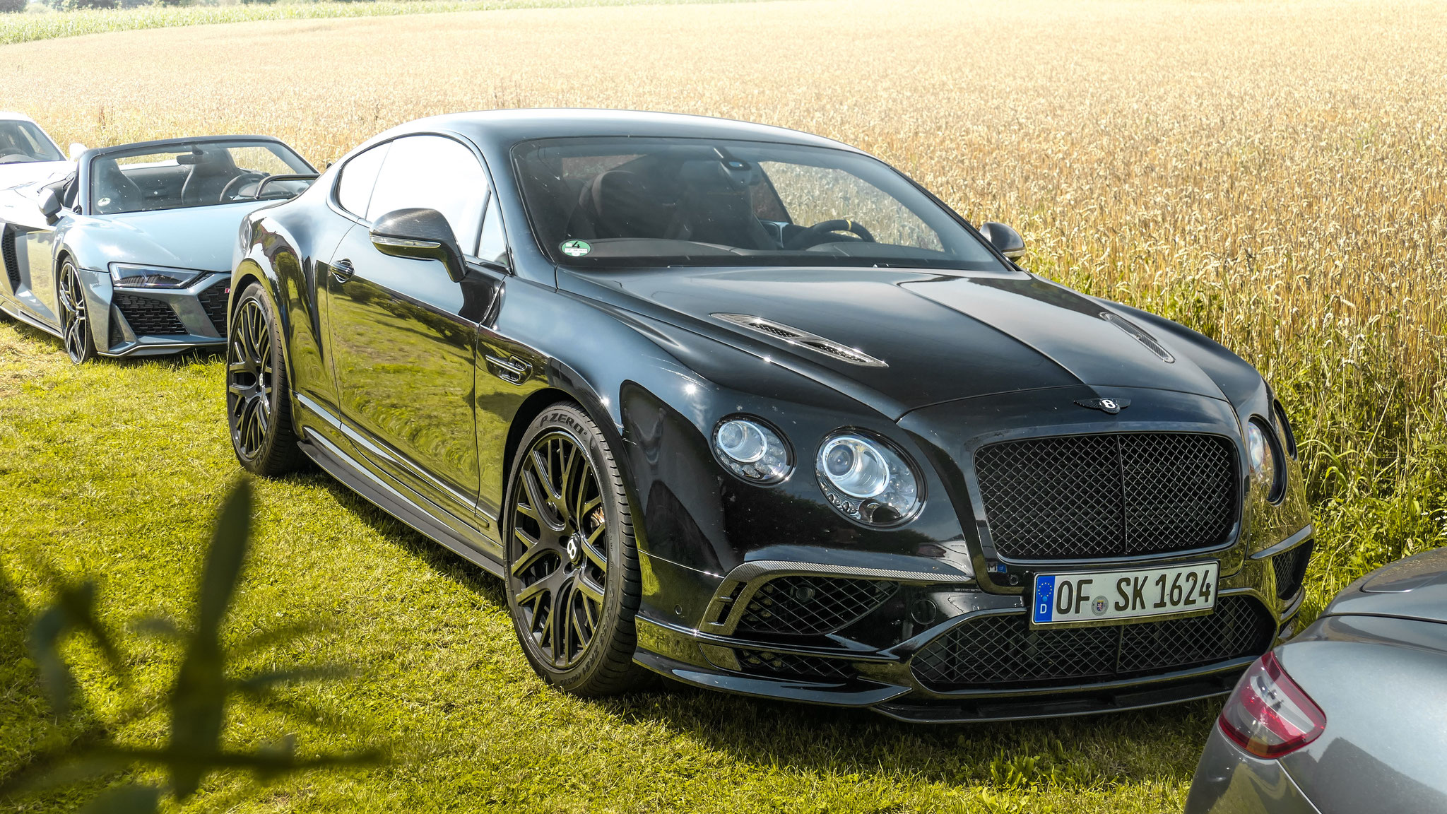 Bentley Continental GTC Supersports - OF-SK-1624