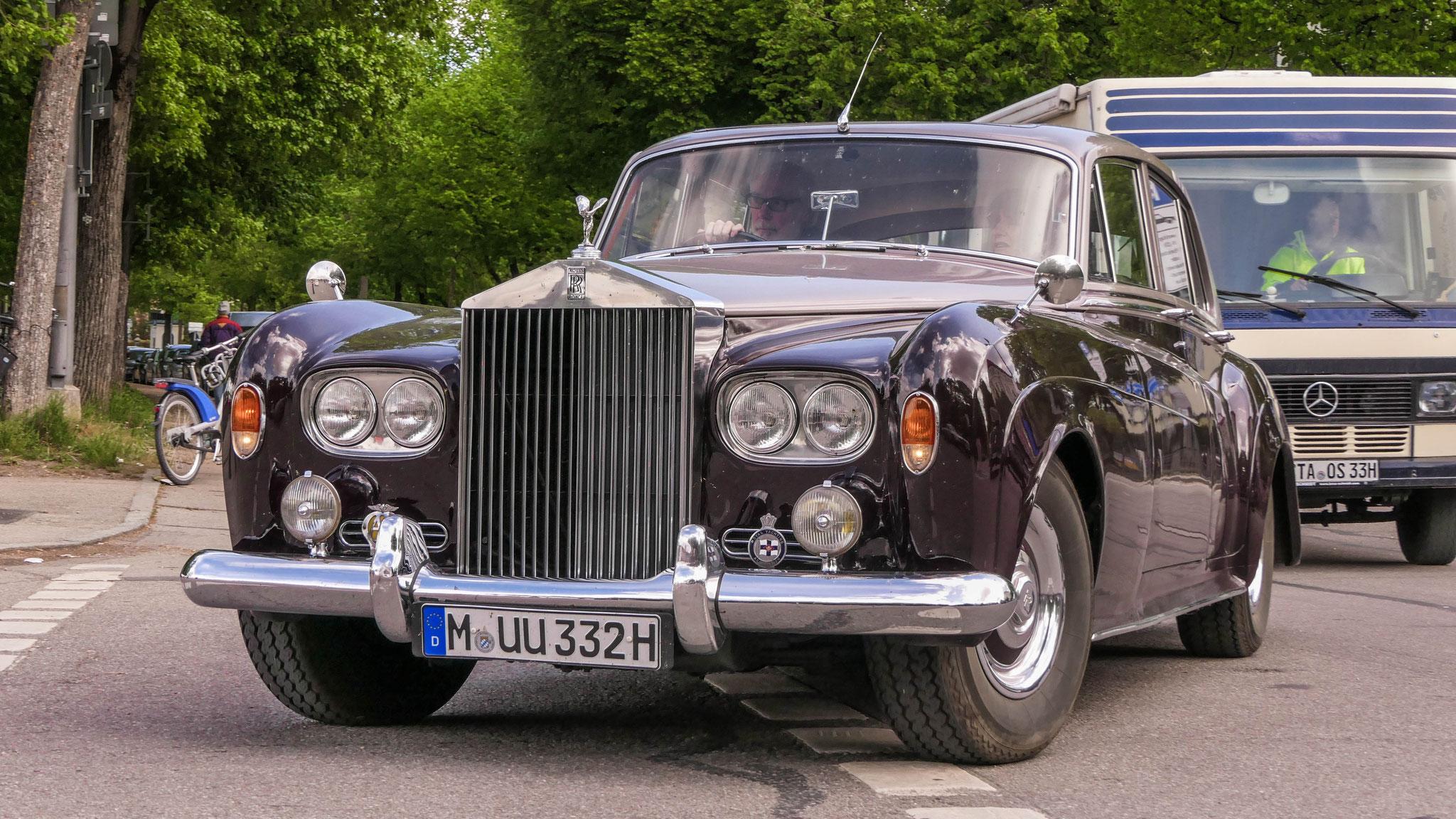 Rolls Royce Silver Cloud III - M-UU-332H