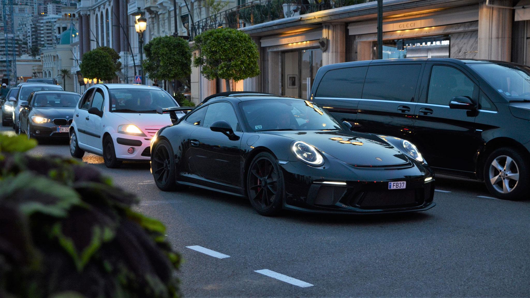 Porsche 991 GT3 - FB37 (LV)