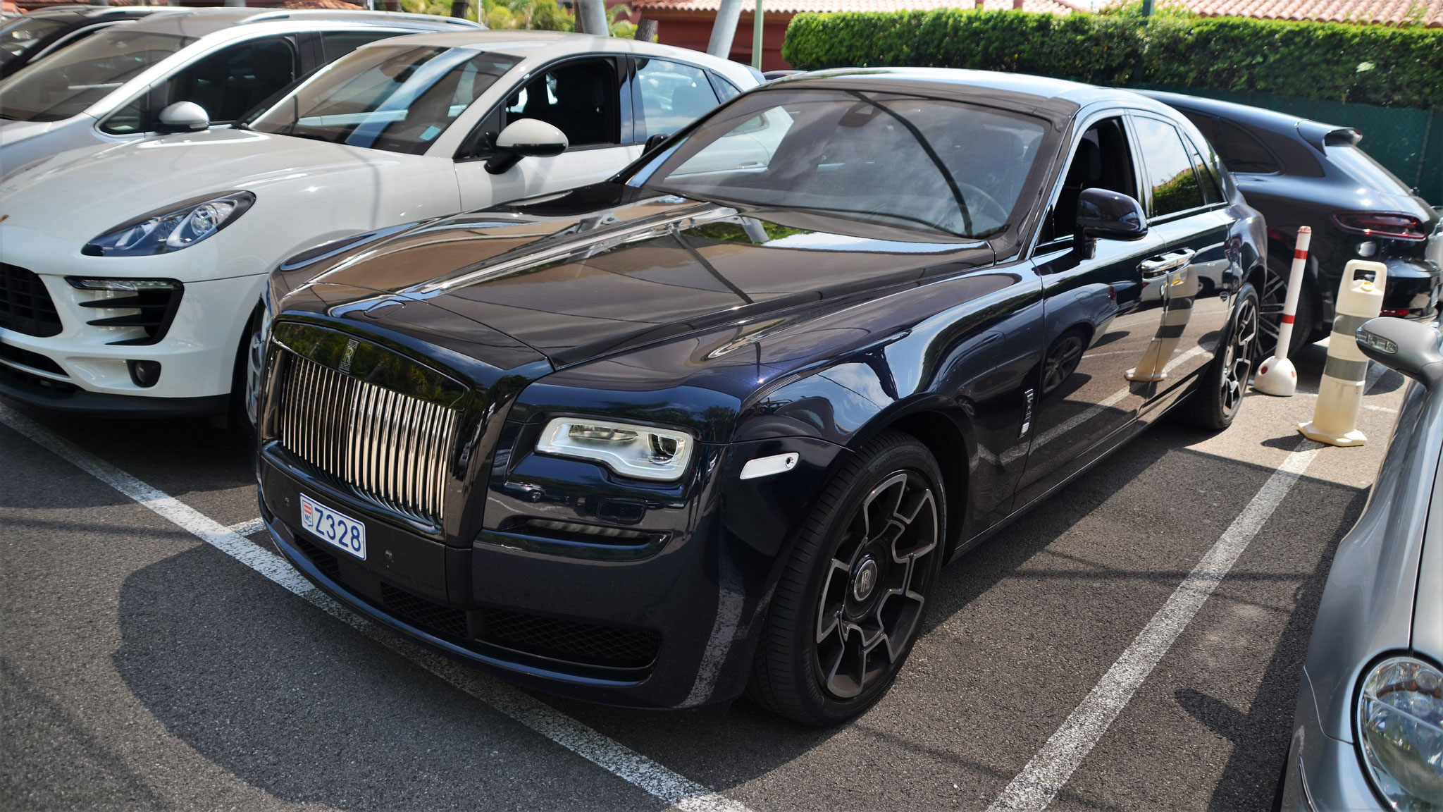 Rolls Royce Ghost Series II - Z328 (MC)