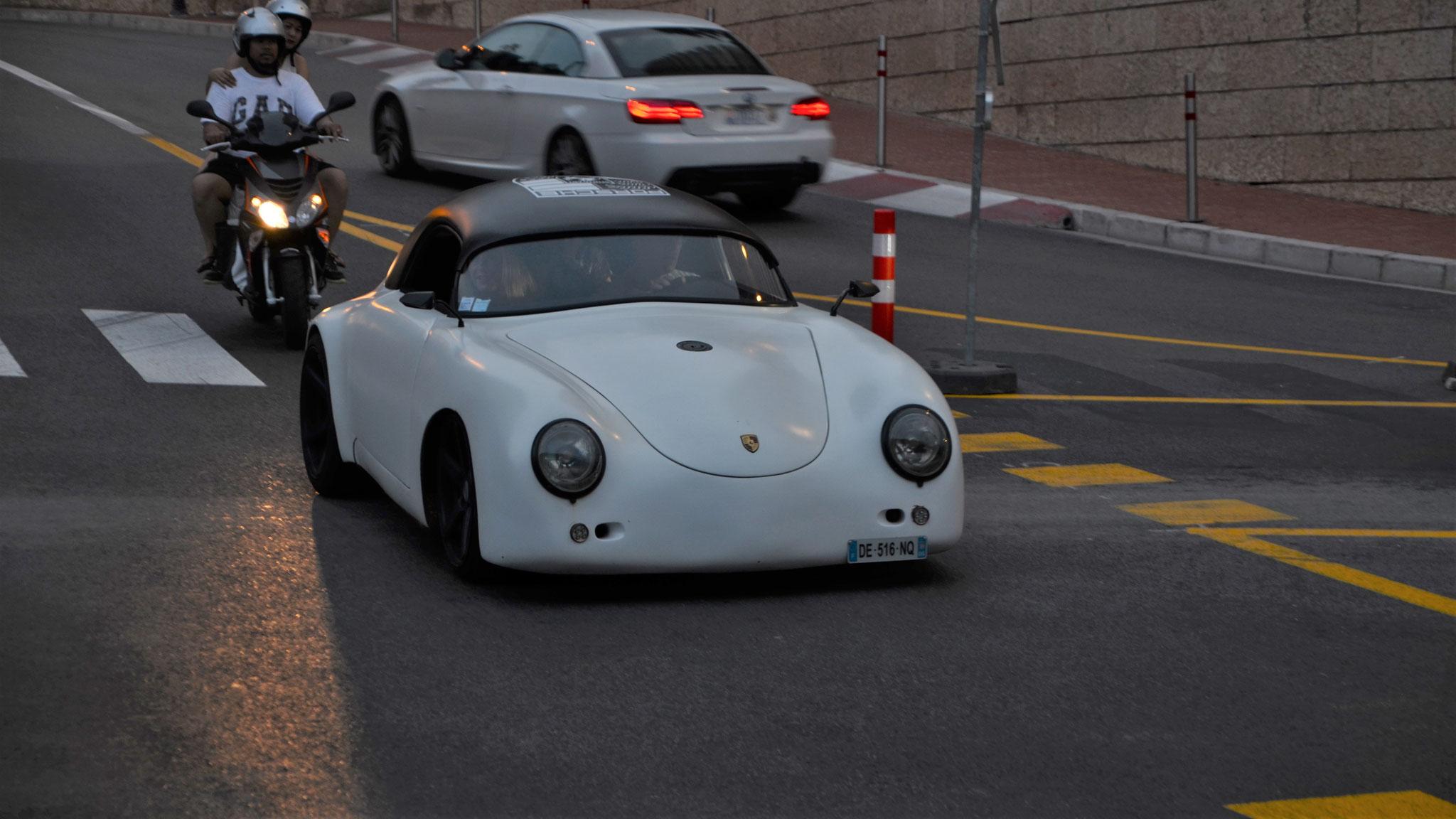 Porsche 356 Custom - DE-516-NQ-06 (FRA)