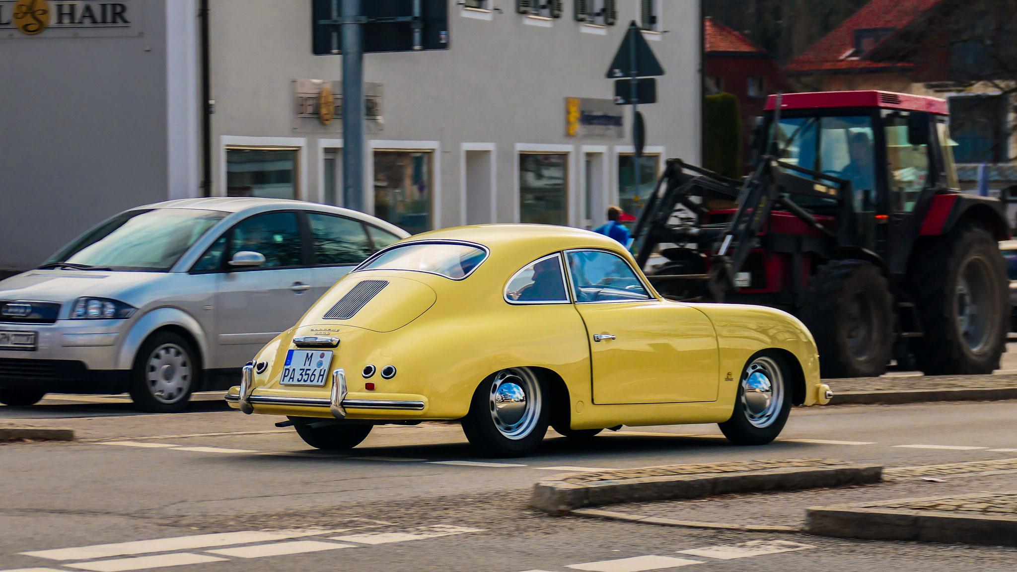 Porsche 356 1500 - M-PA-356H