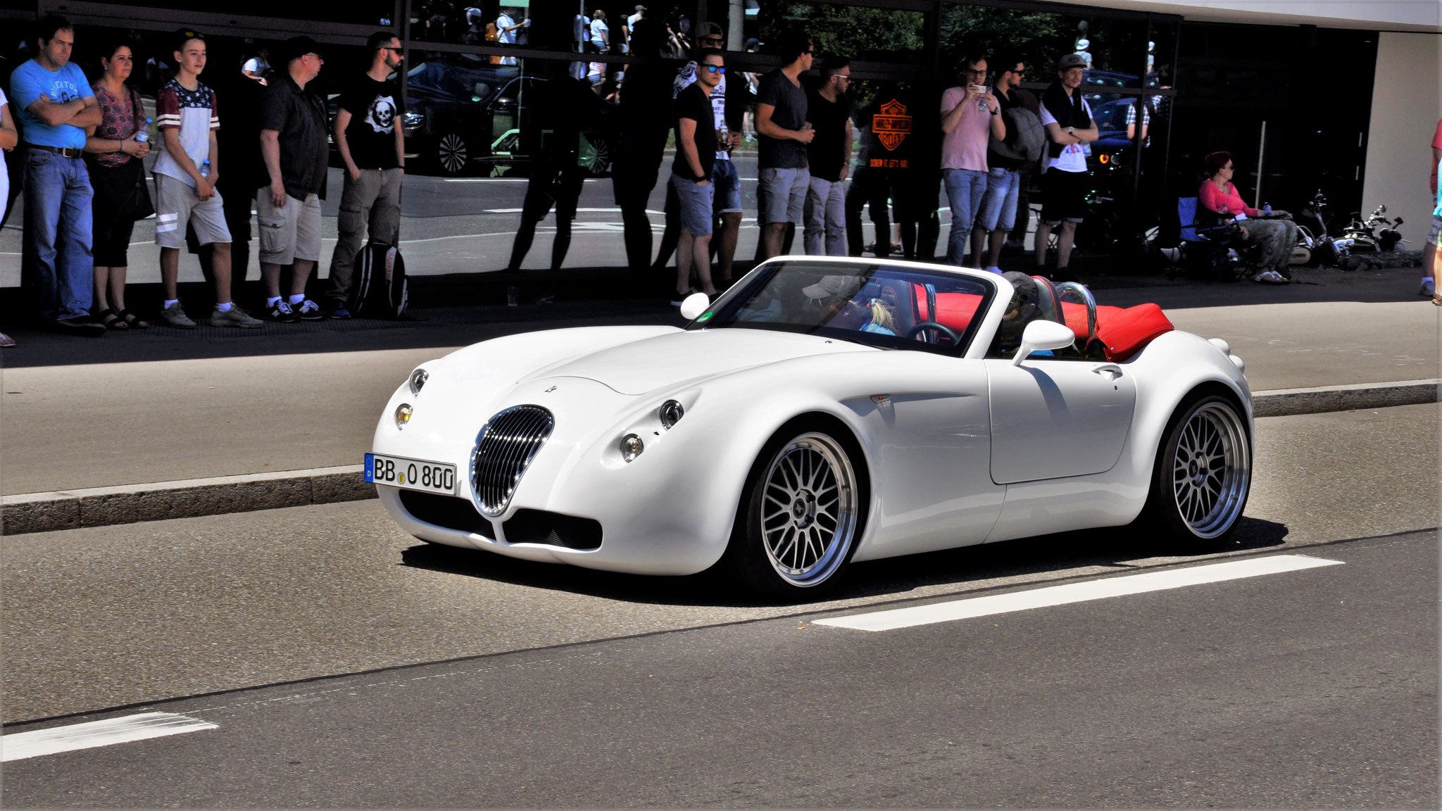 Wiesmann Roadster MF5 - BB-O-800