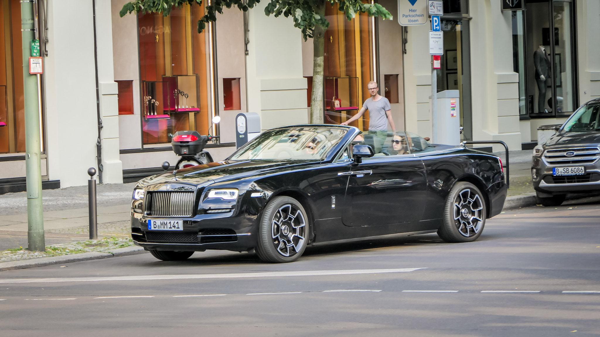 Rolls Royce Dawn - B-MM-141