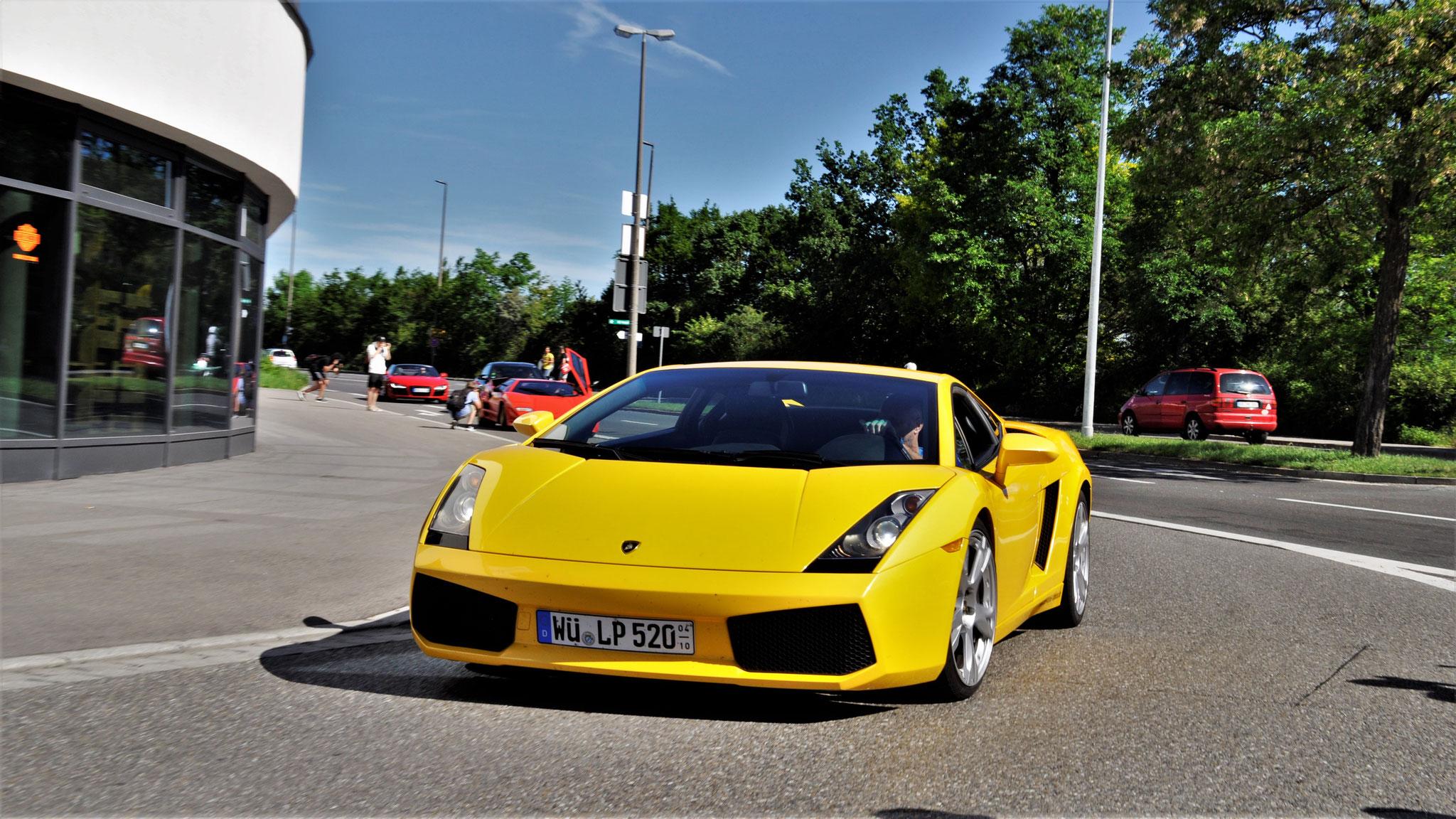 Lamborghini Gallardo LP 520 - WÜ-LP-520