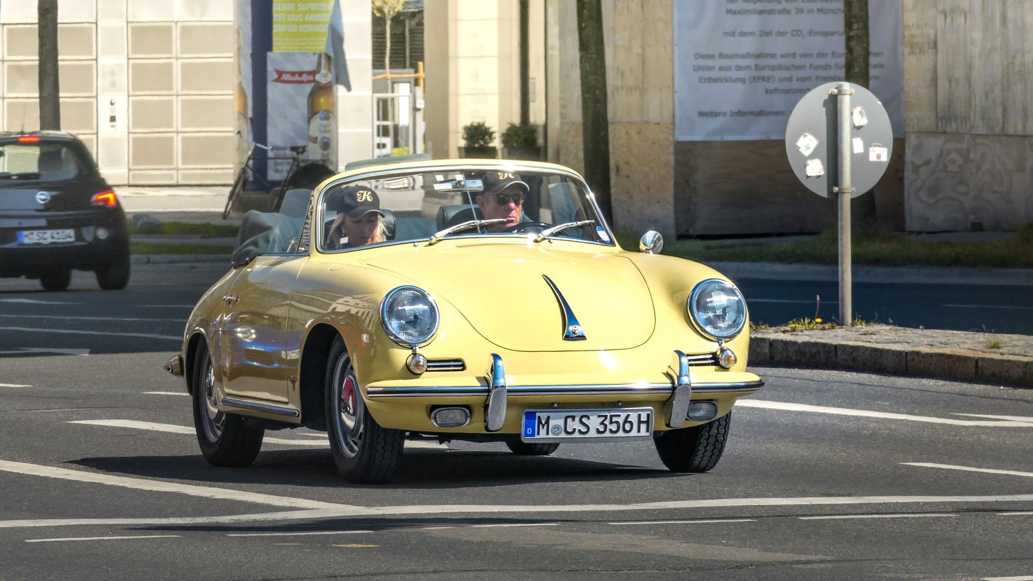 Porsche 356 SC - M-CS-356H