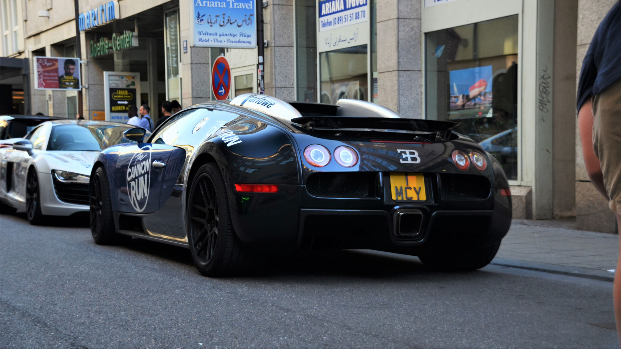 Bugatti Veyron 16.4 - I-MCY (GB)