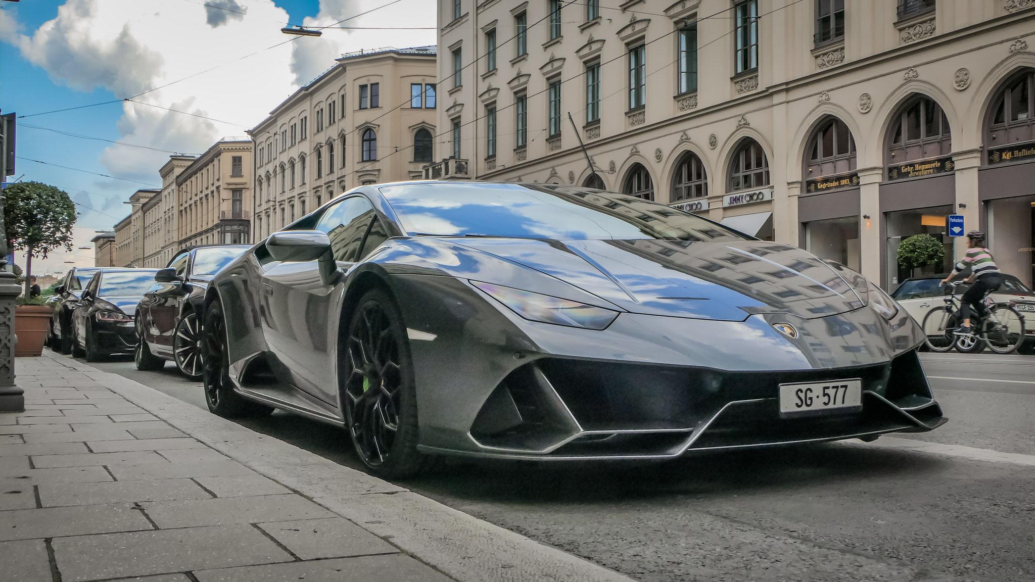 Lamborghini Huracan Evo - SG-577