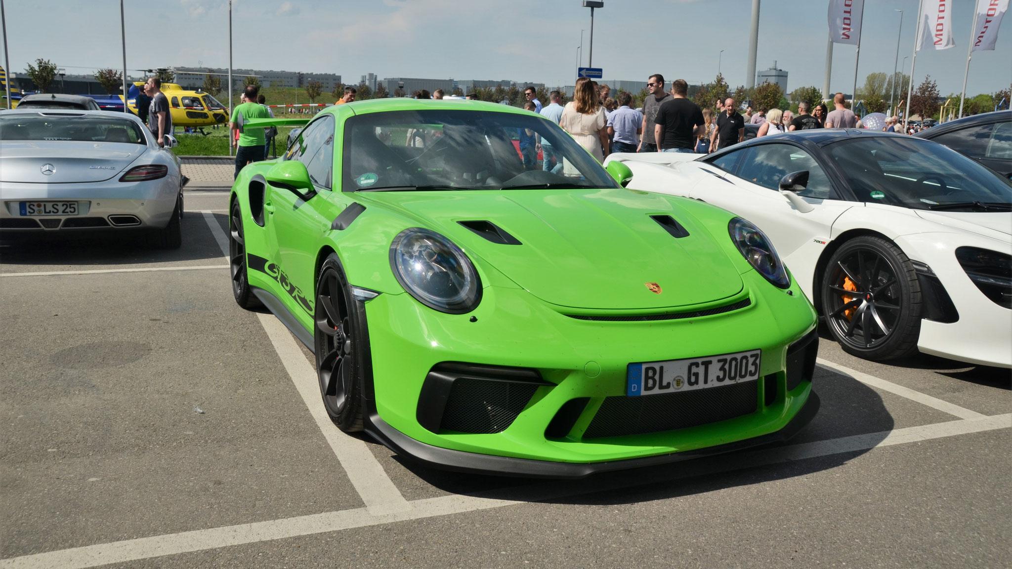 Porsche 911 991.2 GT3 RS - BL-GT-3003