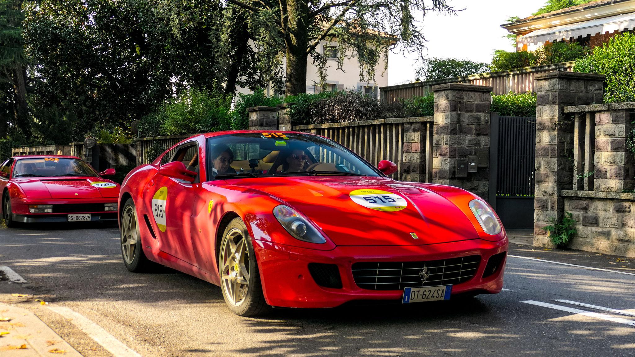 Ferrari 599 GTB - DT-624-SA (ITA)
