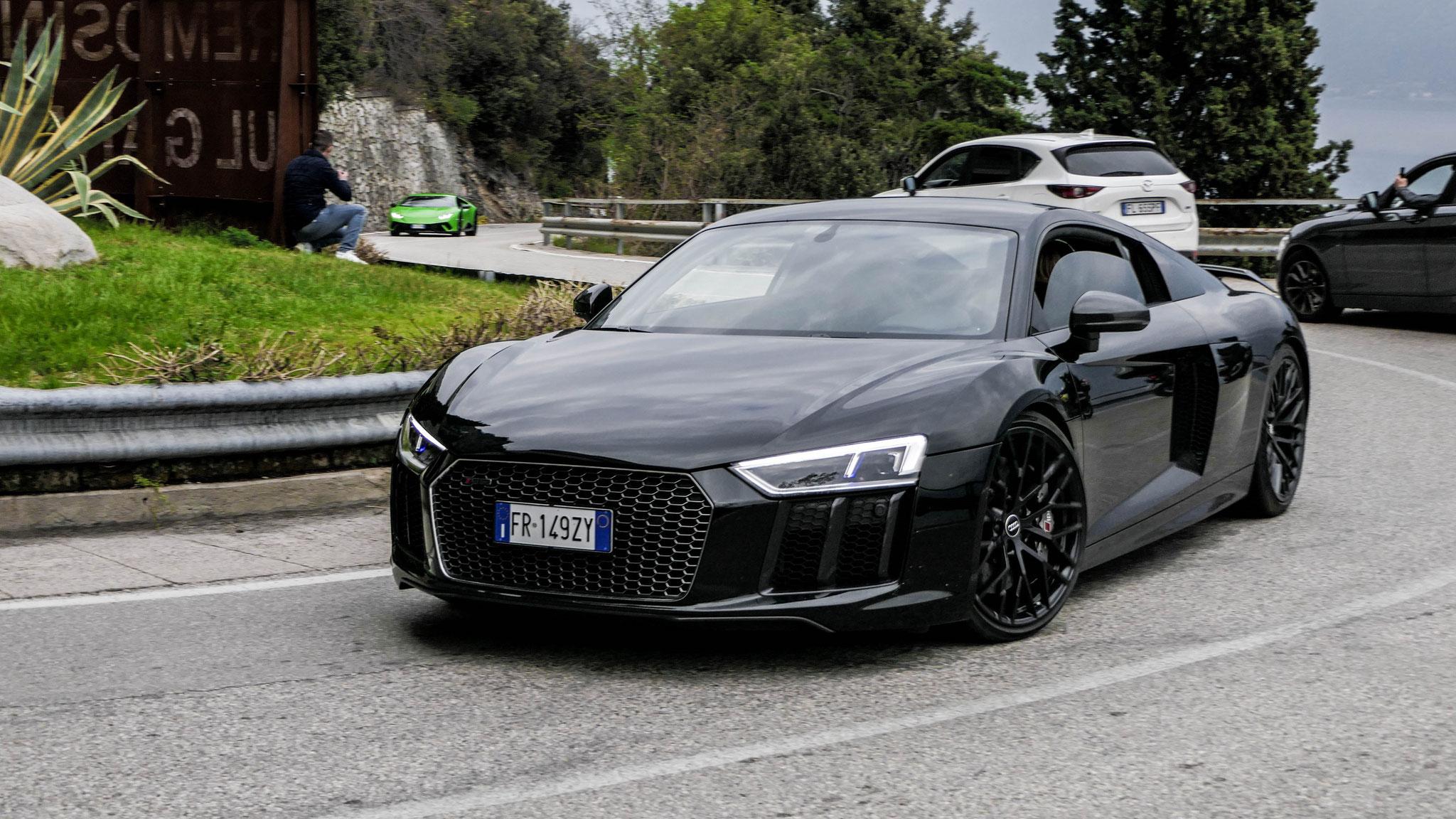 Audi R8 V10 - FR-149-ZY (ITA)