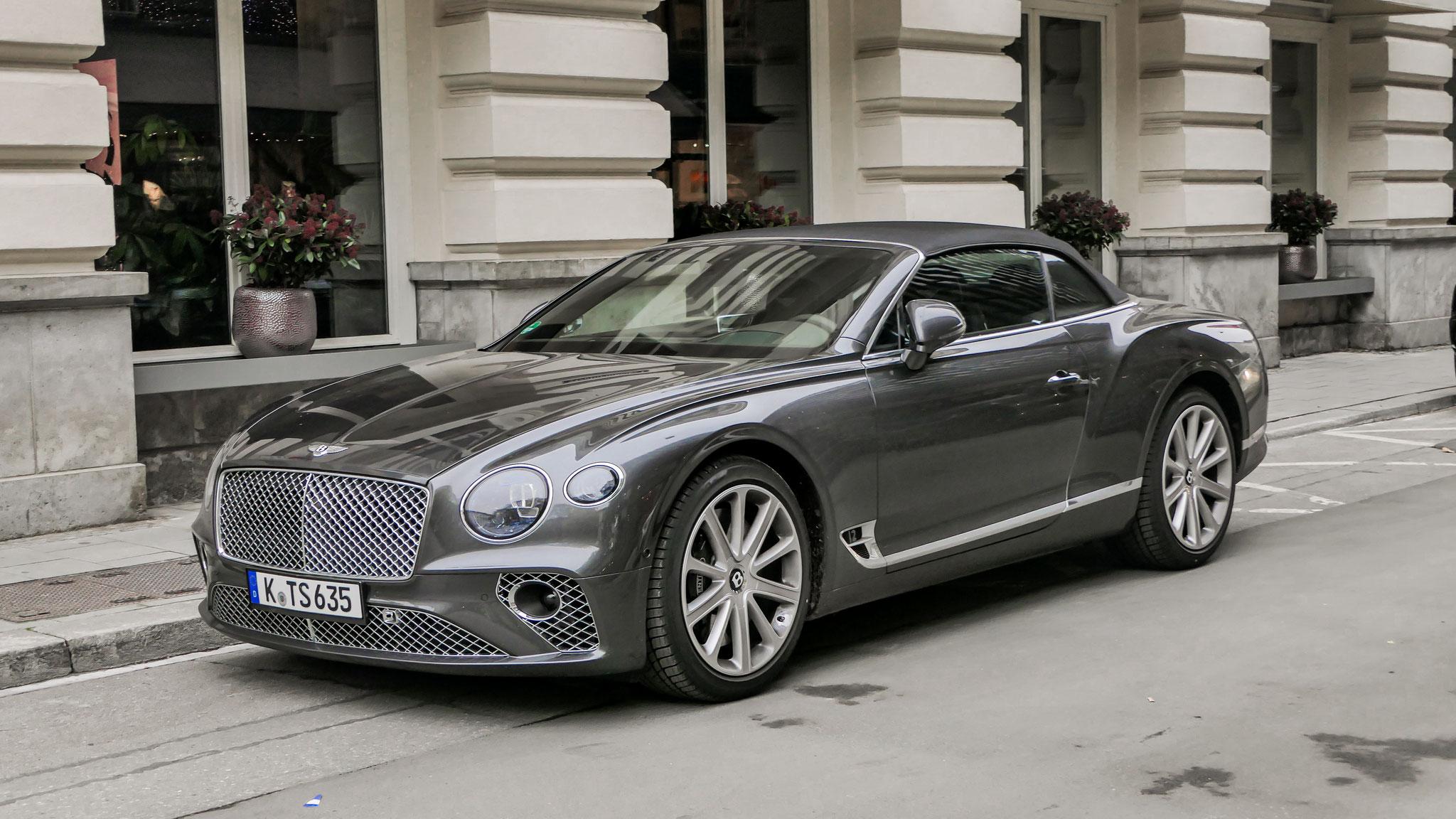 Bentley Continental GTC - K-TS-635