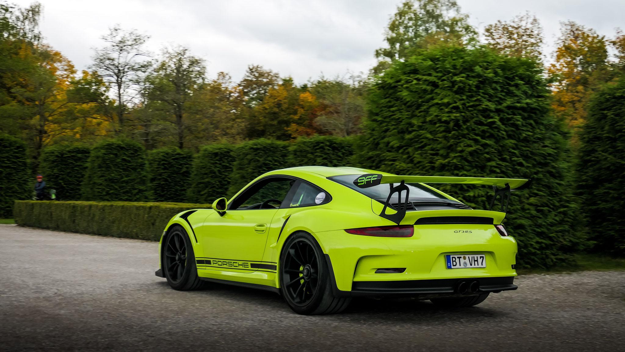 Porsche 911 GT3 RS - BT-VH-7