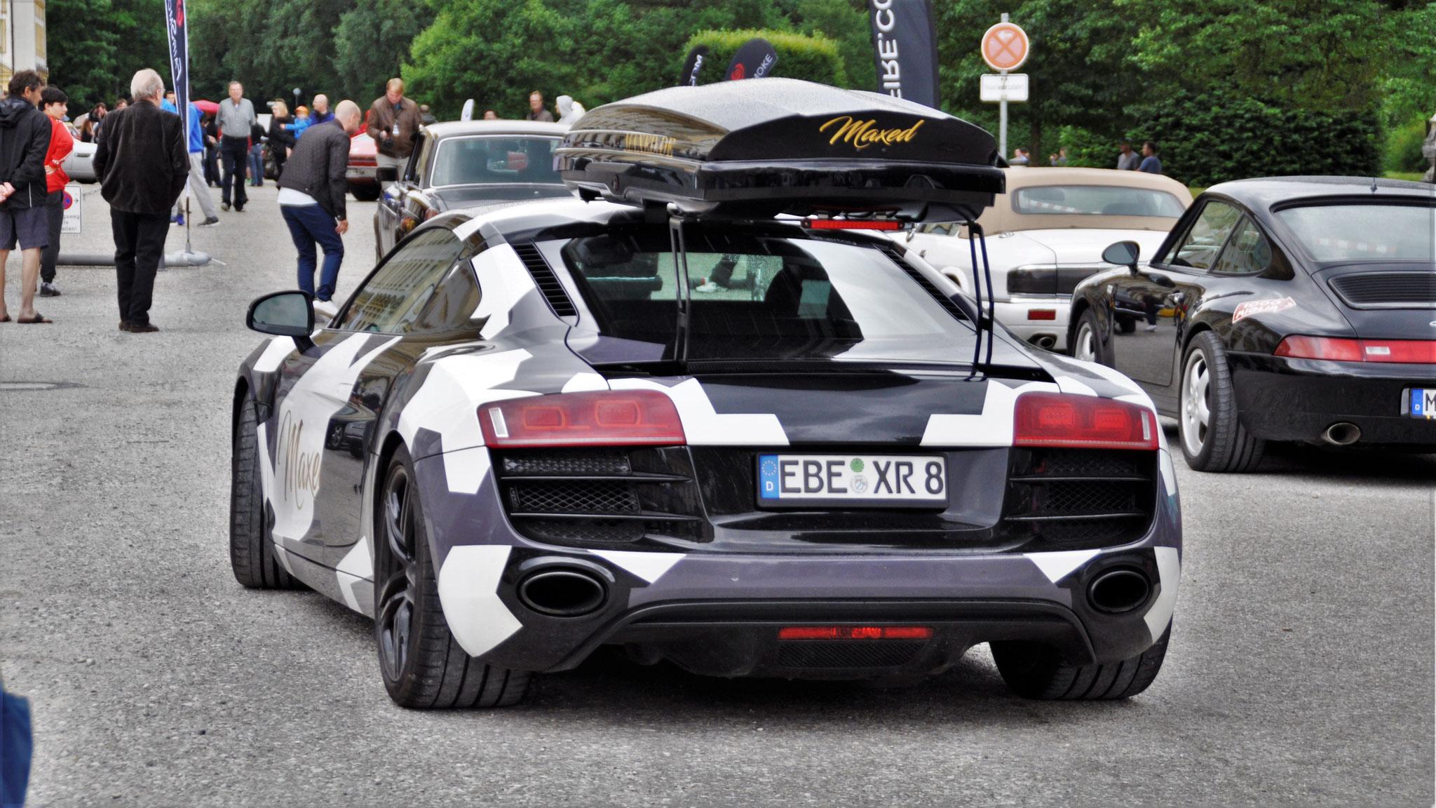 Audi R8 - EBE-XR-8