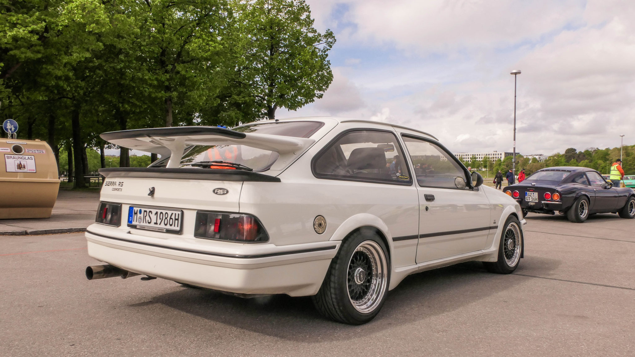 Ford Sierra RS Cosworth - M-RS-1986H