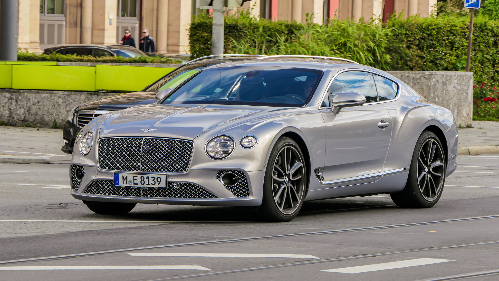 Bentley Continental GT - M-E-8139
