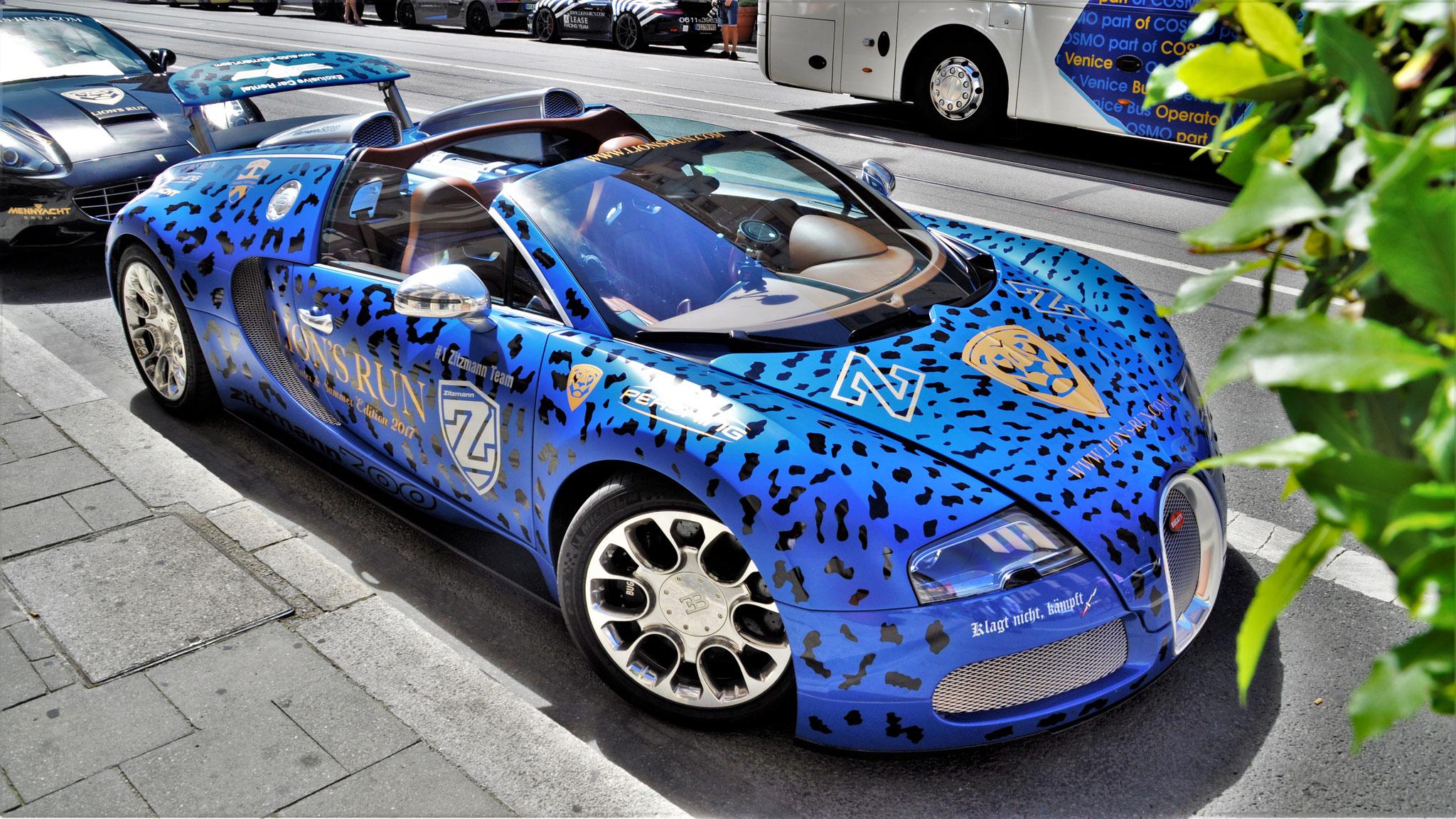 Bugatti Veyron Grand Sport - N-CZ-1201