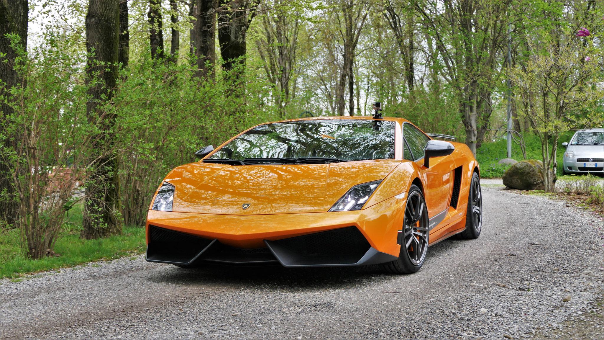 Lamborghini Gallardo Superleggera - NC-P1-CARS (ITA)