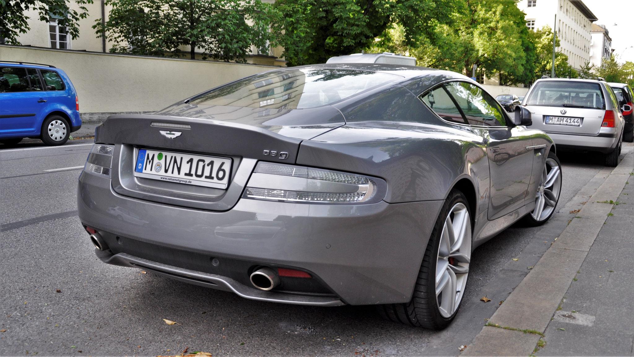 Aston Martin DB9 GT Coupé - M-VN-1016