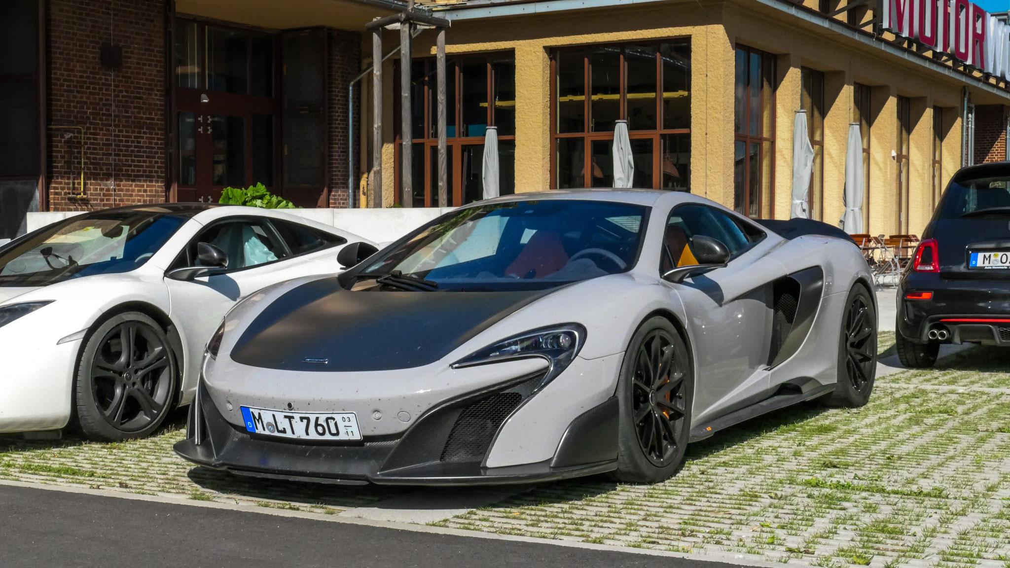McLaren 675 LT - M-LT-760