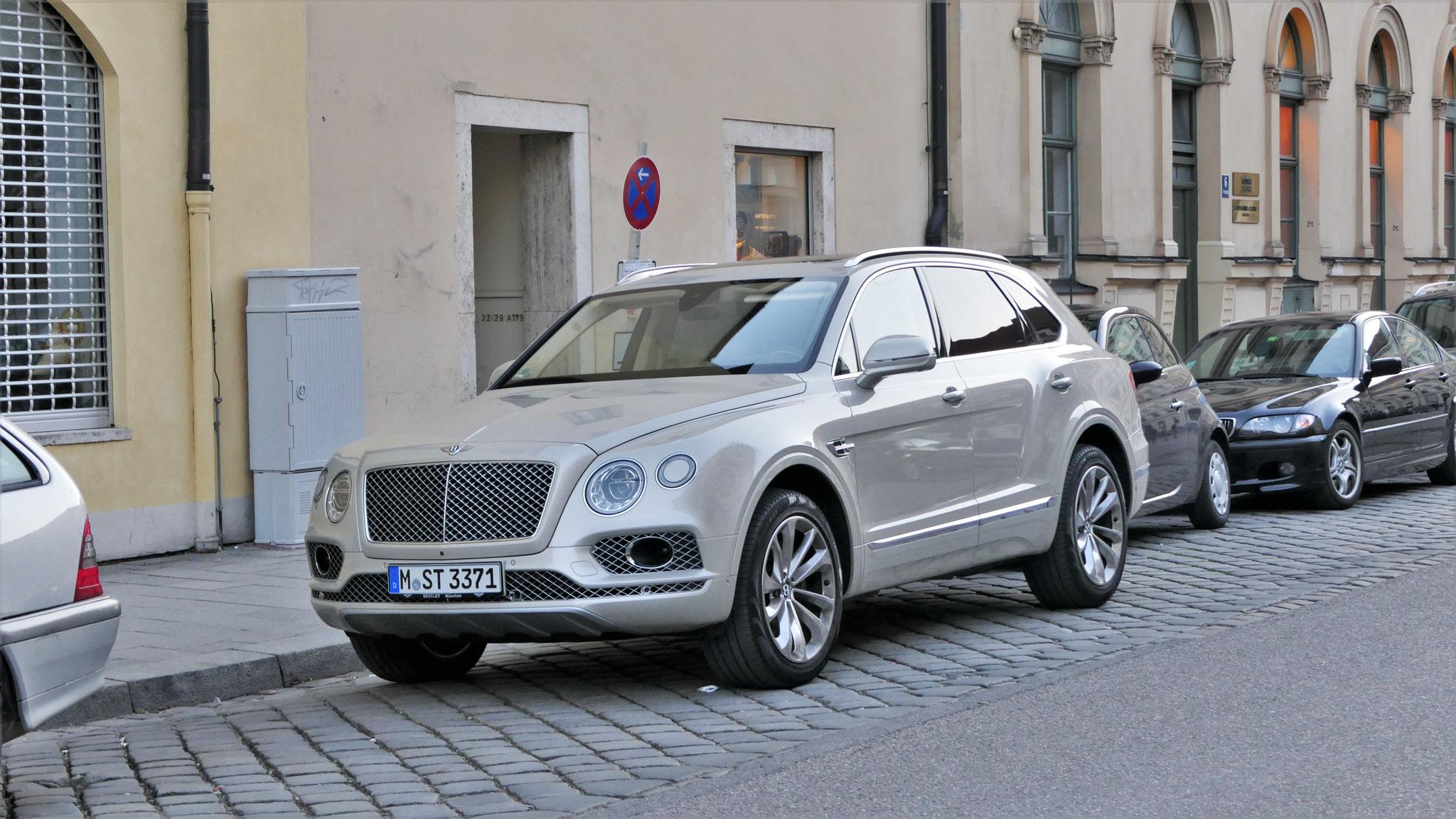 Bentley Bentayga - M-ST-3371