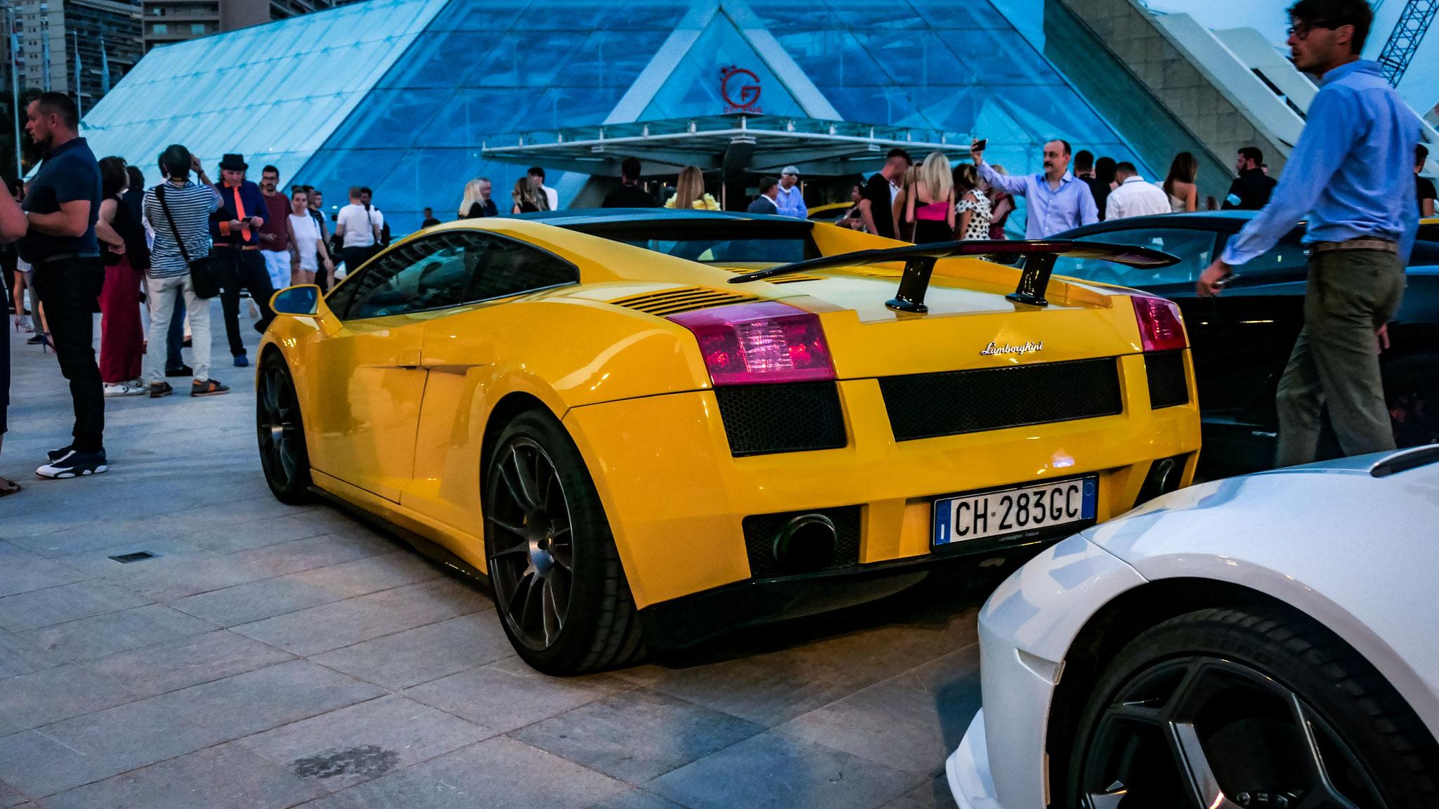 Lamborghini Gallardo - CH-283-GC (ITA)