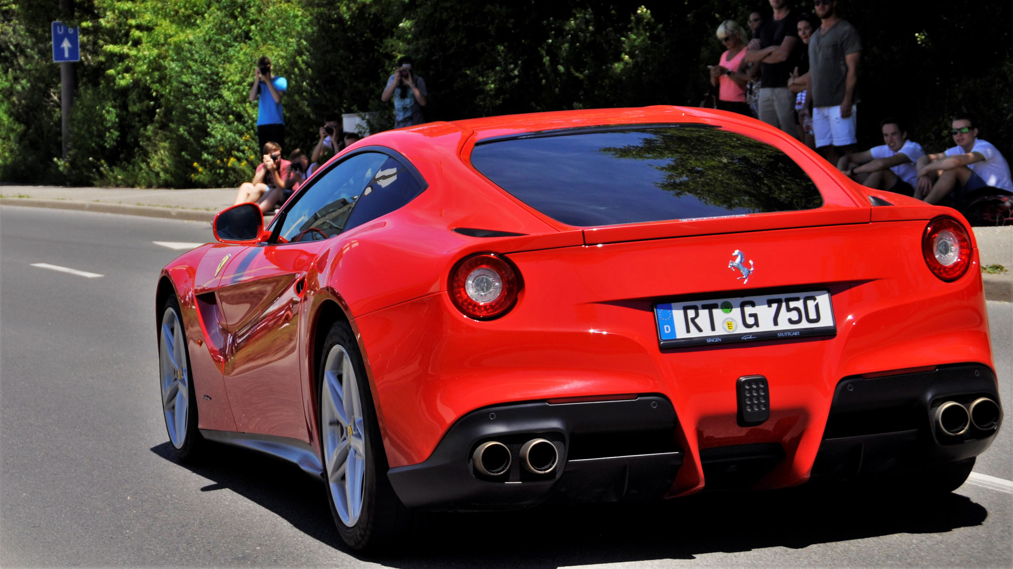 Ferrari F12 Berlinetta - RT-G-750