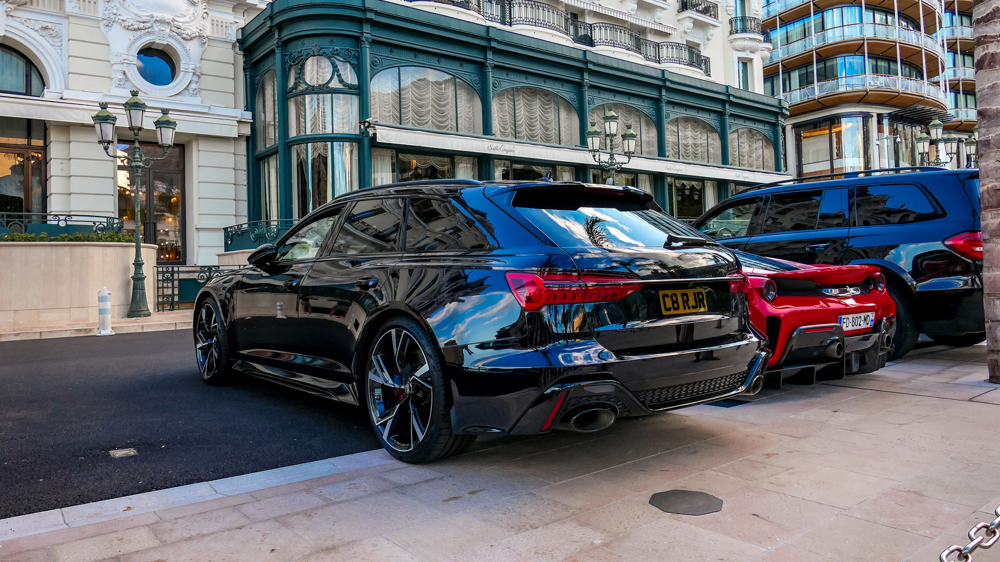 Audi RS6 - C8-RJR (GB)