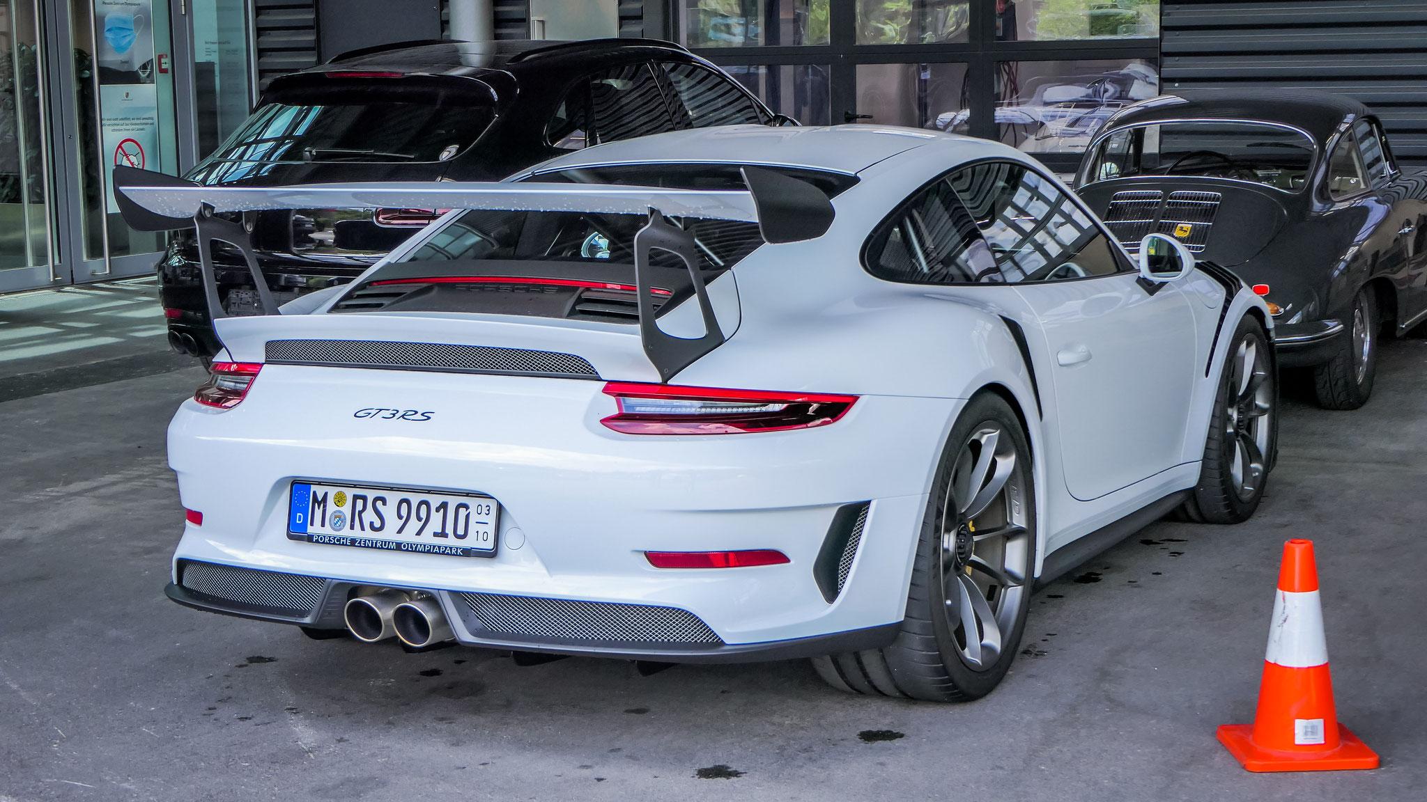 Porsche 911 991.2 GT3 RS - M-RS-9910