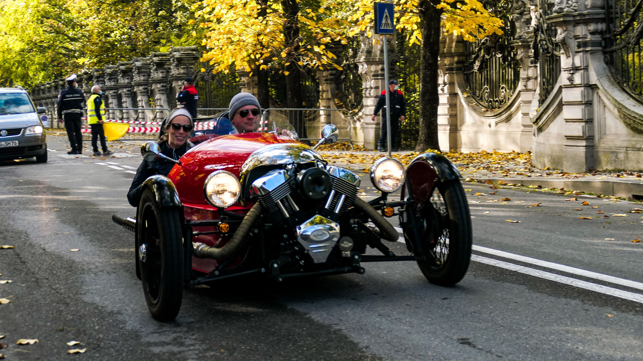 Morgan Threewheeler - HH-XY-54