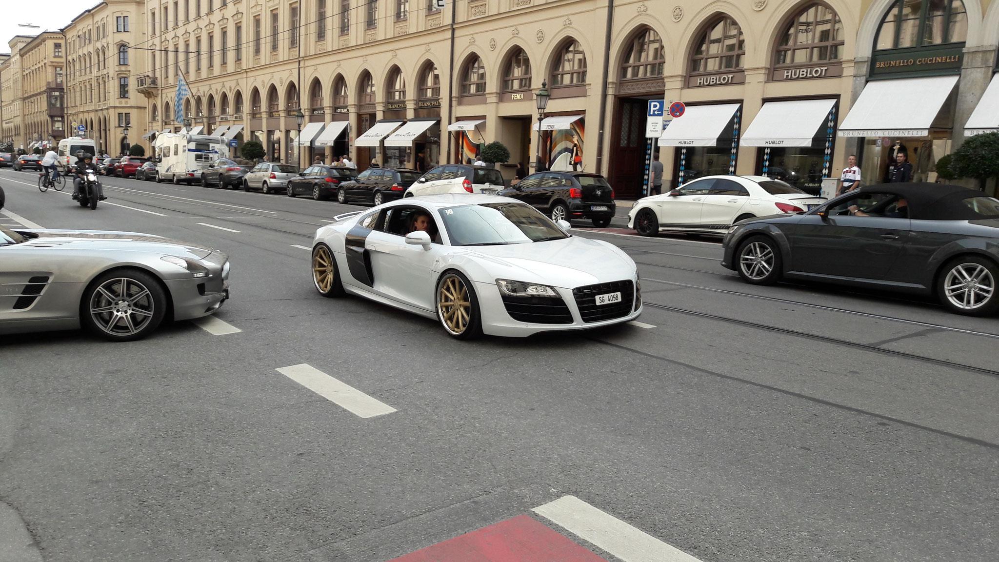 Audi R8 GT - SG-4058 (CH)