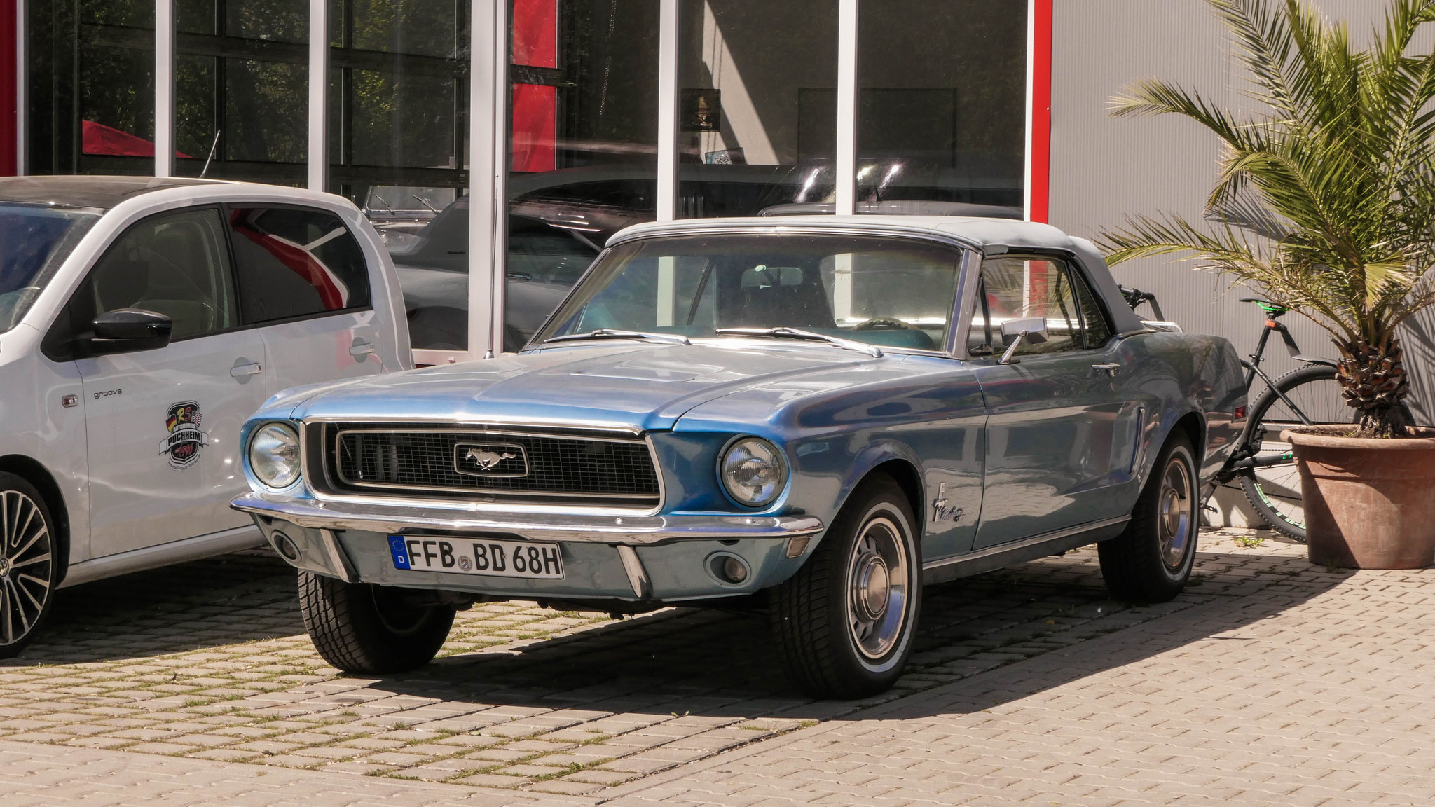 Mustang I - FFB-BD-68H