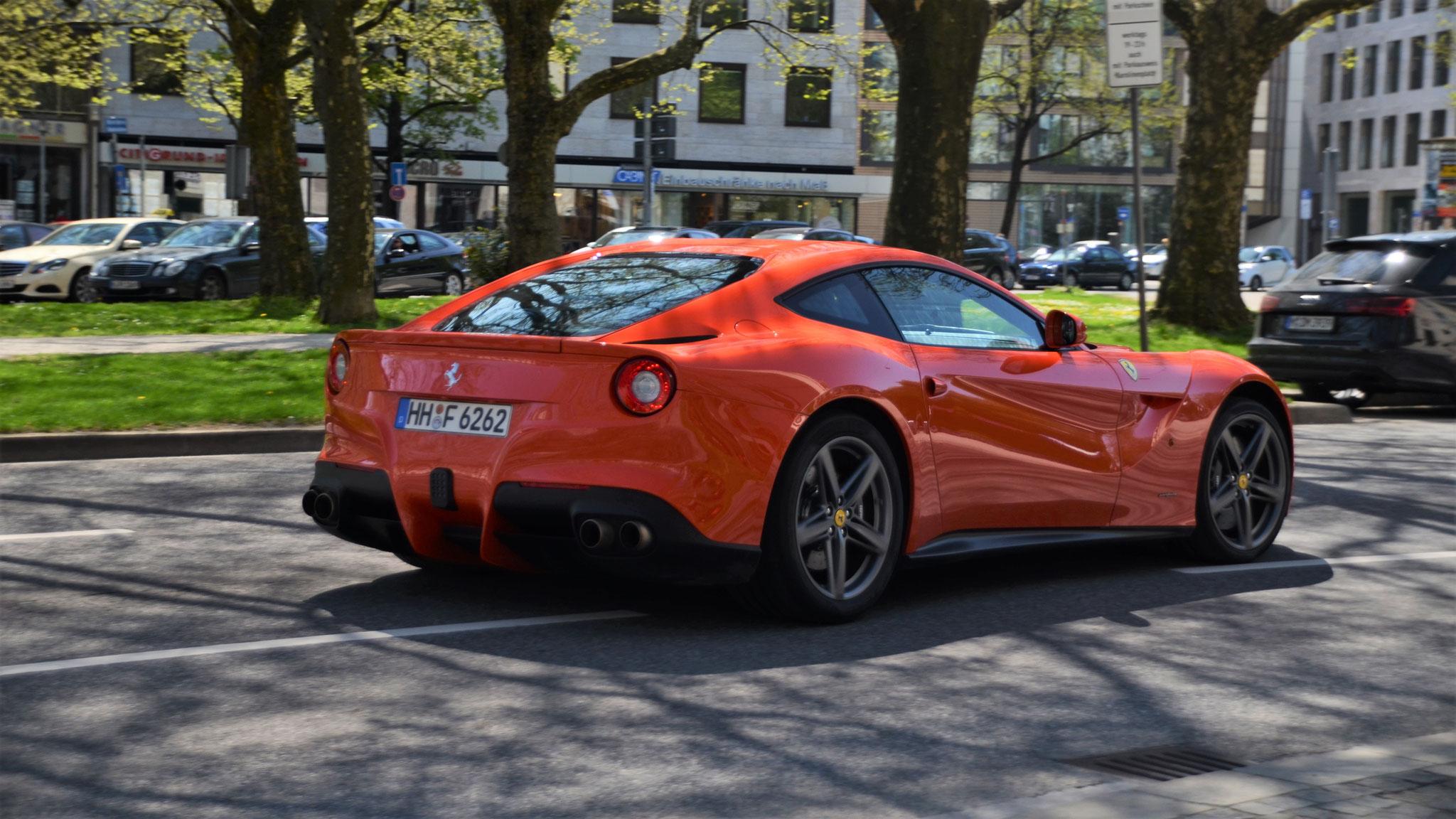 Ferrari F12 Berlinetta - HH-F-6262