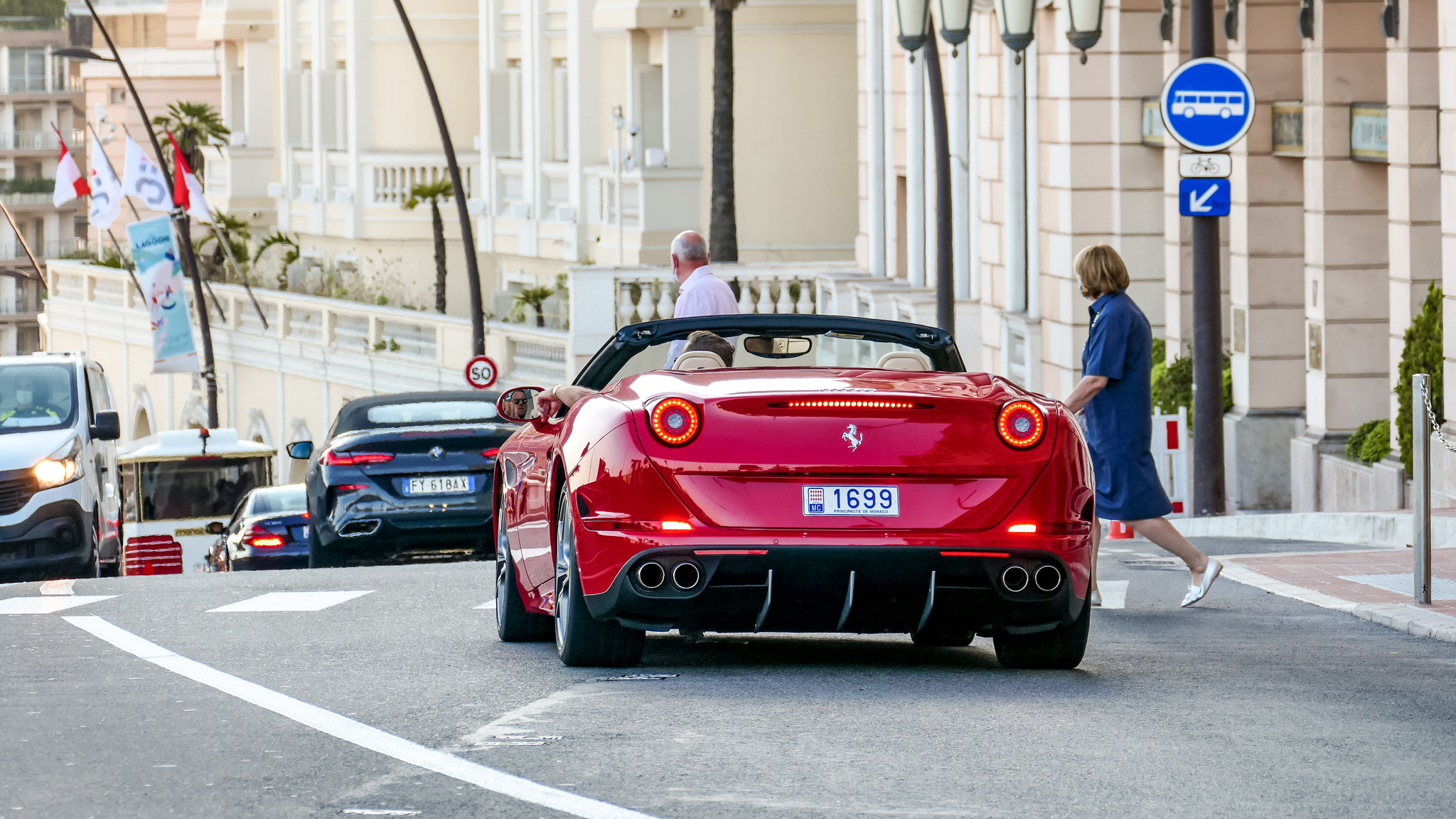 Ferrari California T - 1699 (MC)