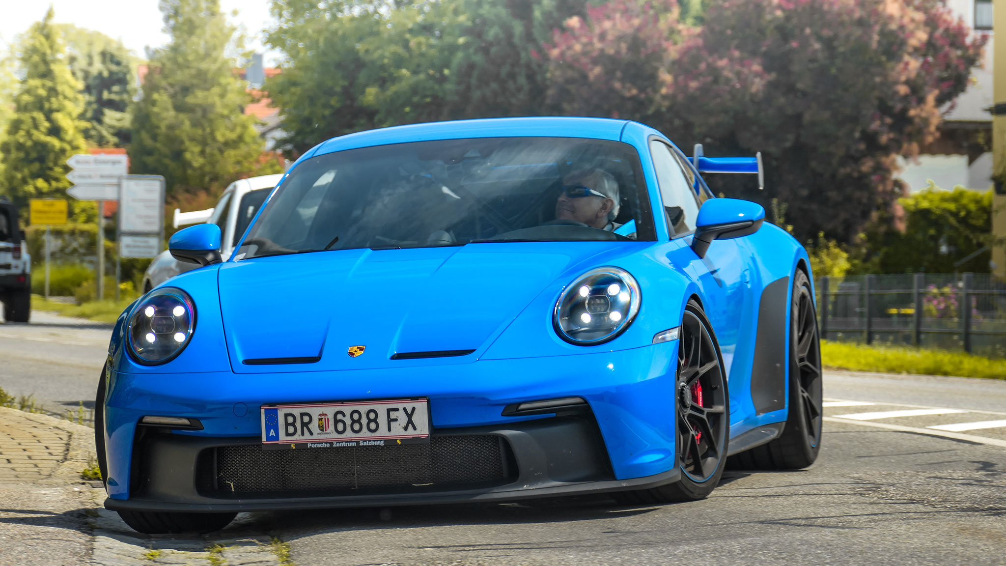 Porsche 992 GT3 - BR-688-FX (AUT)