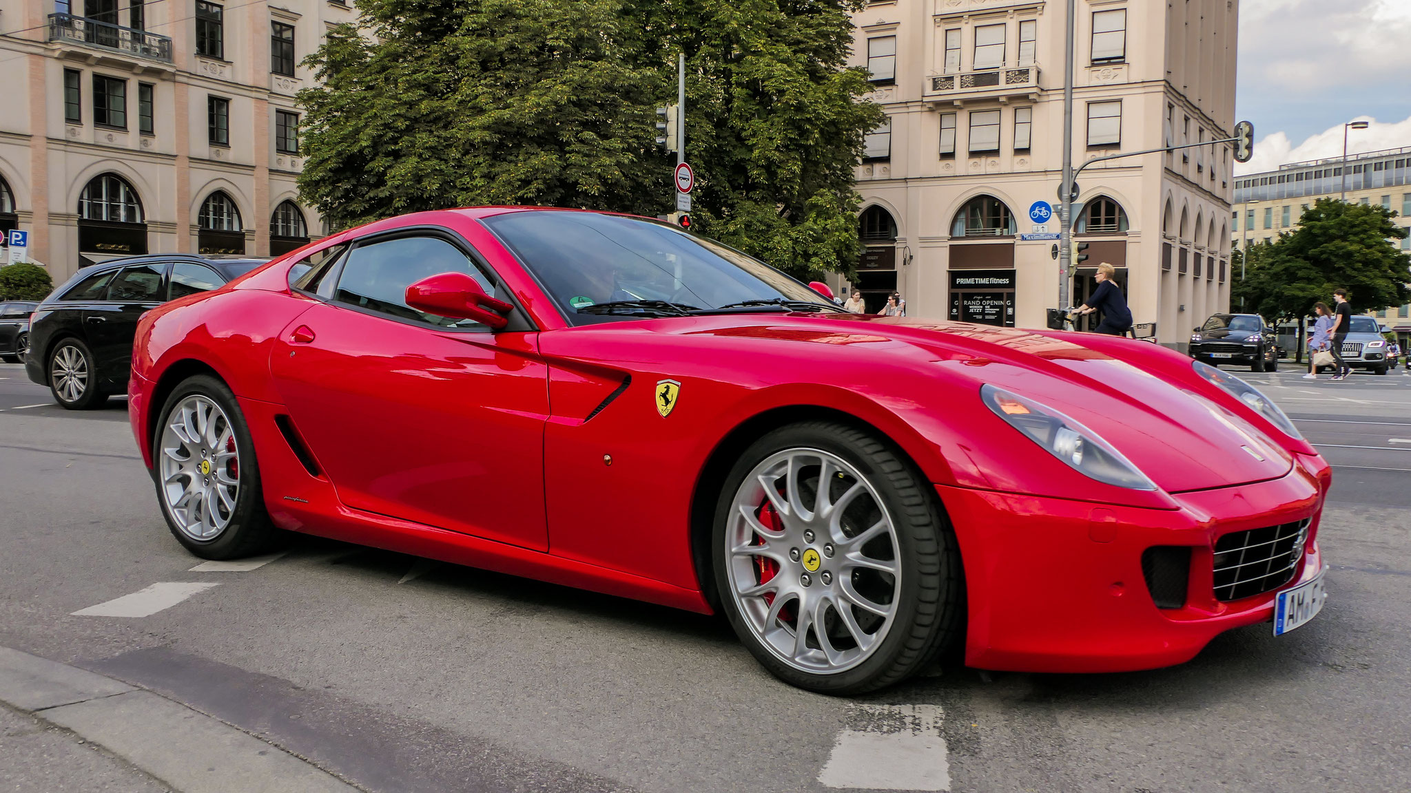 Ferrari 599 GTB - AM-F-599