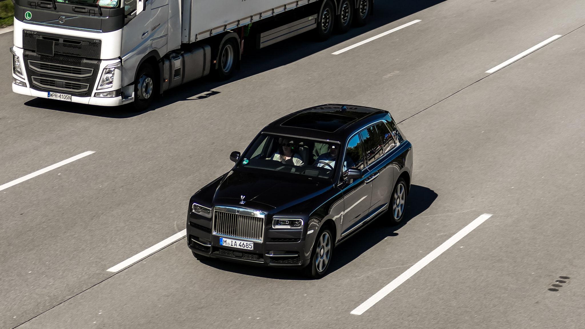 Rolls Royce Cullinan - M-IA-4685