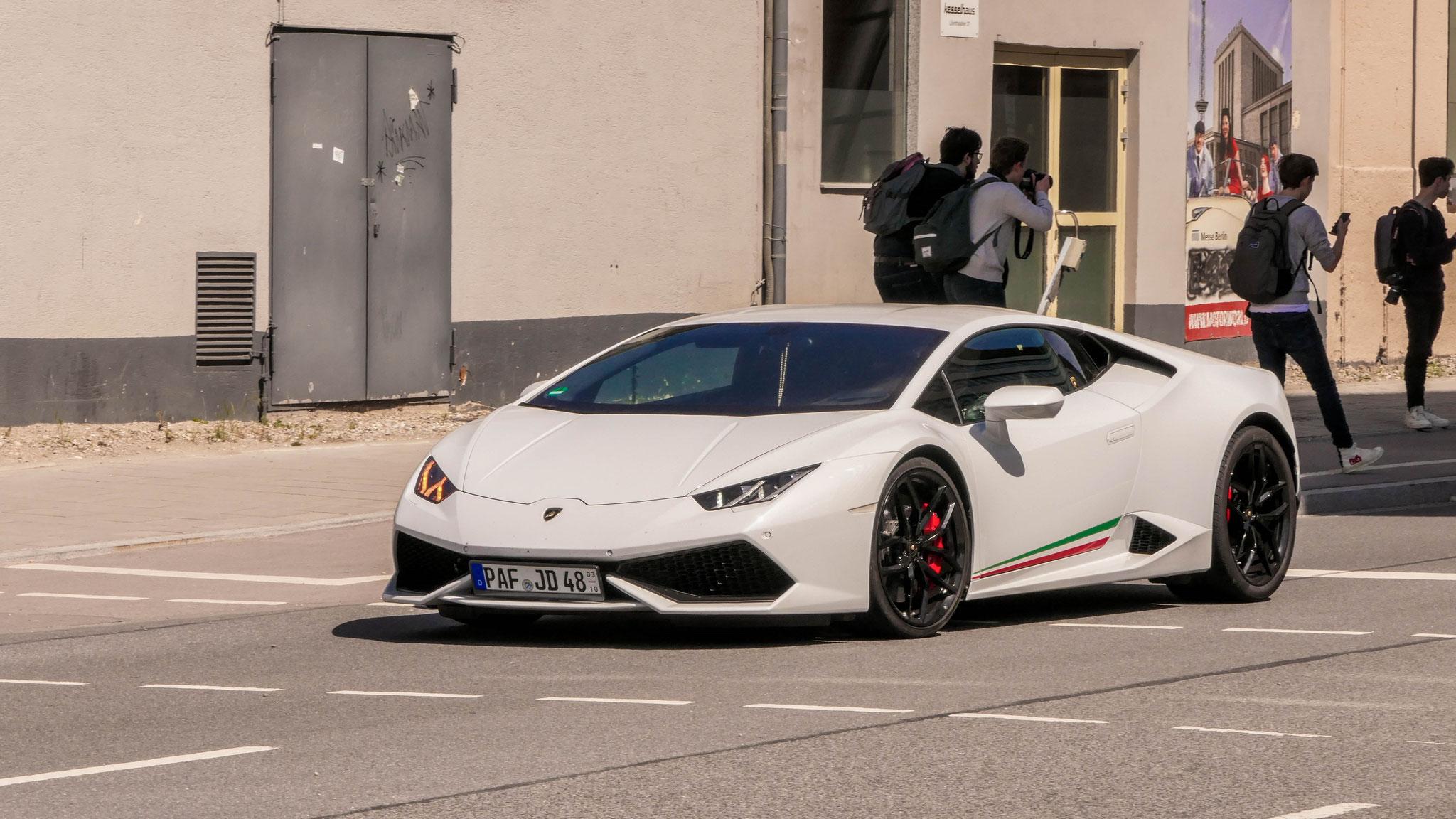 Lamborghini Huracan - PAF-JD-48