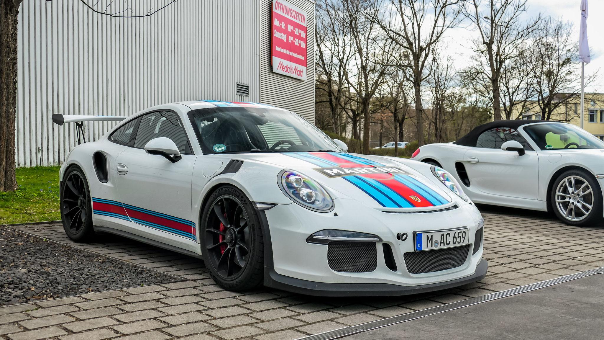 Porsche 911 GT3 RS - M-AC-659