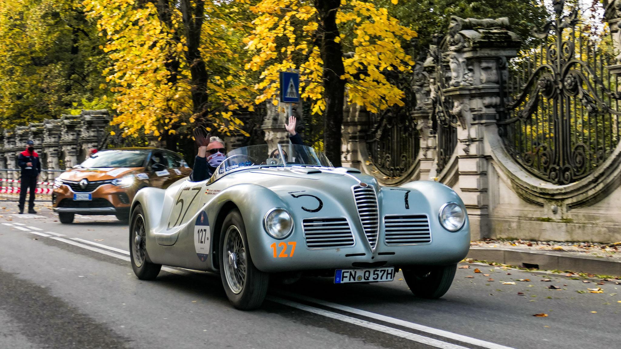 Alfa Romeo 6C 2500 Super Sport Competizione - FN-Q-57H