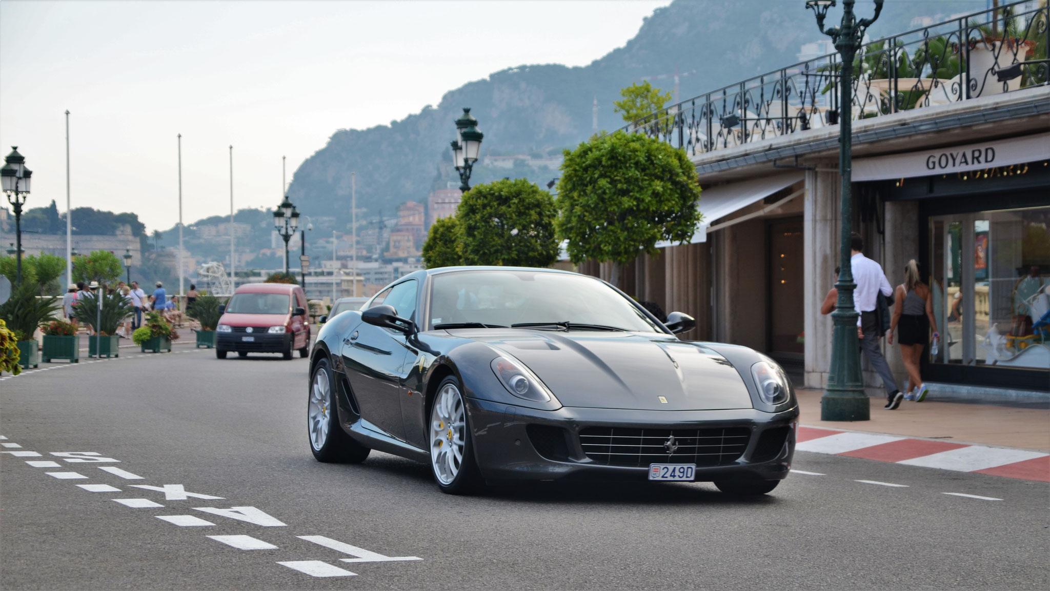 Ferrari 599 GTB - 2490 (MC)