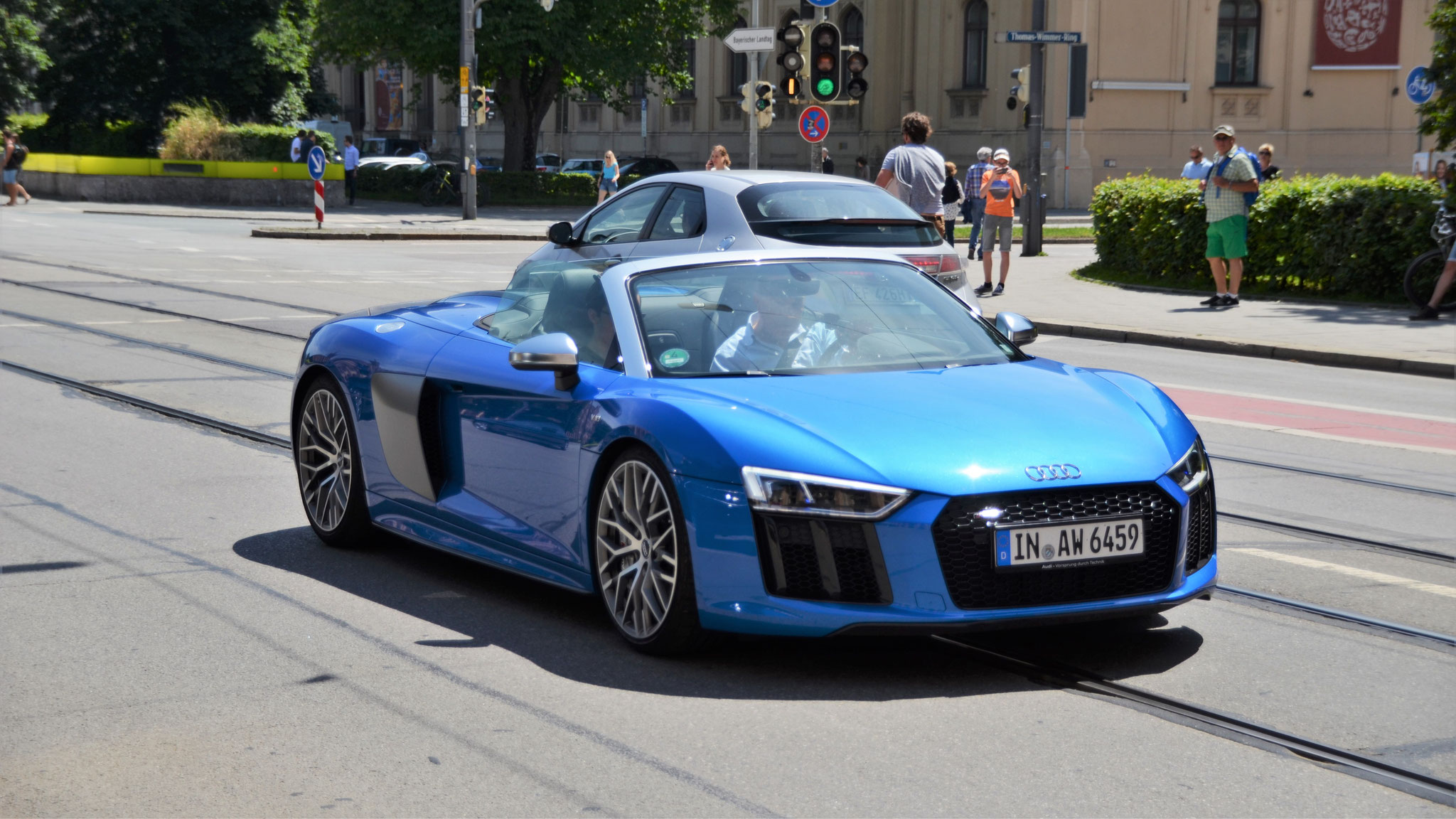 Audi R8 V10 Spyder - IN-AW-6459